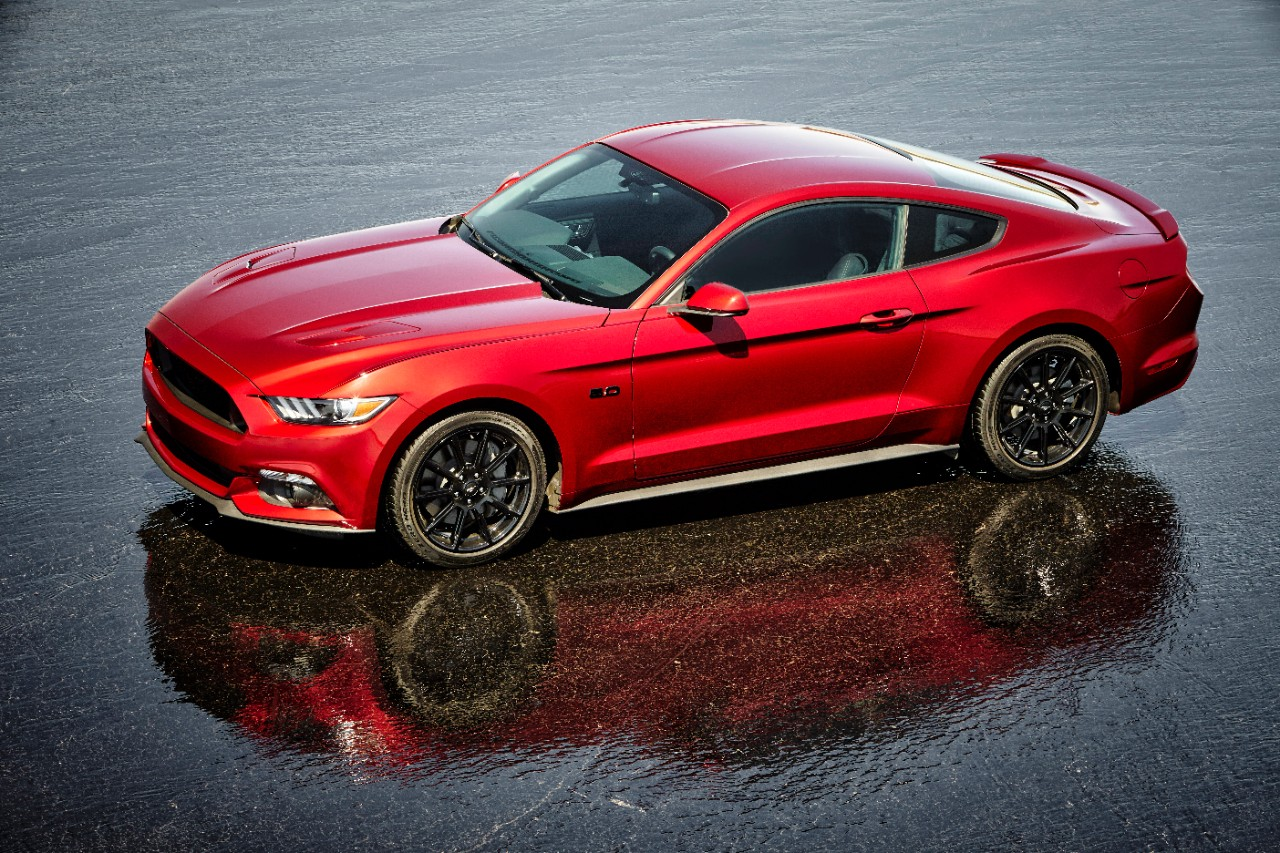 2016 ford mustang 11