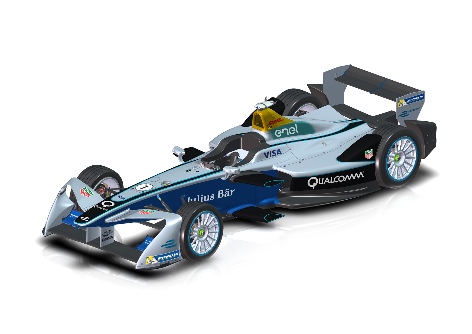 Porsche Electric 2019 >> Formula E Reveals Bold New Look for 2016 Race Cars » AutoGuide.com News