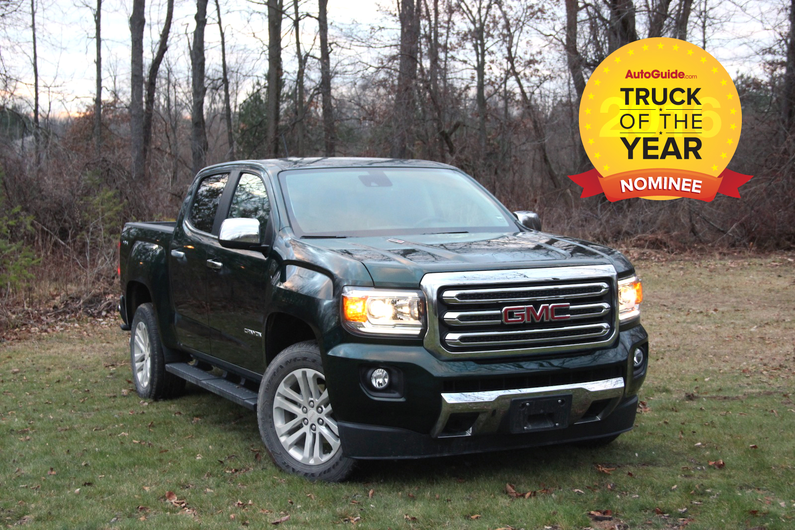 gmc canyon diesel 2016 truck of the year. Black Bedroom Furniture Sets. Home Design Ideas