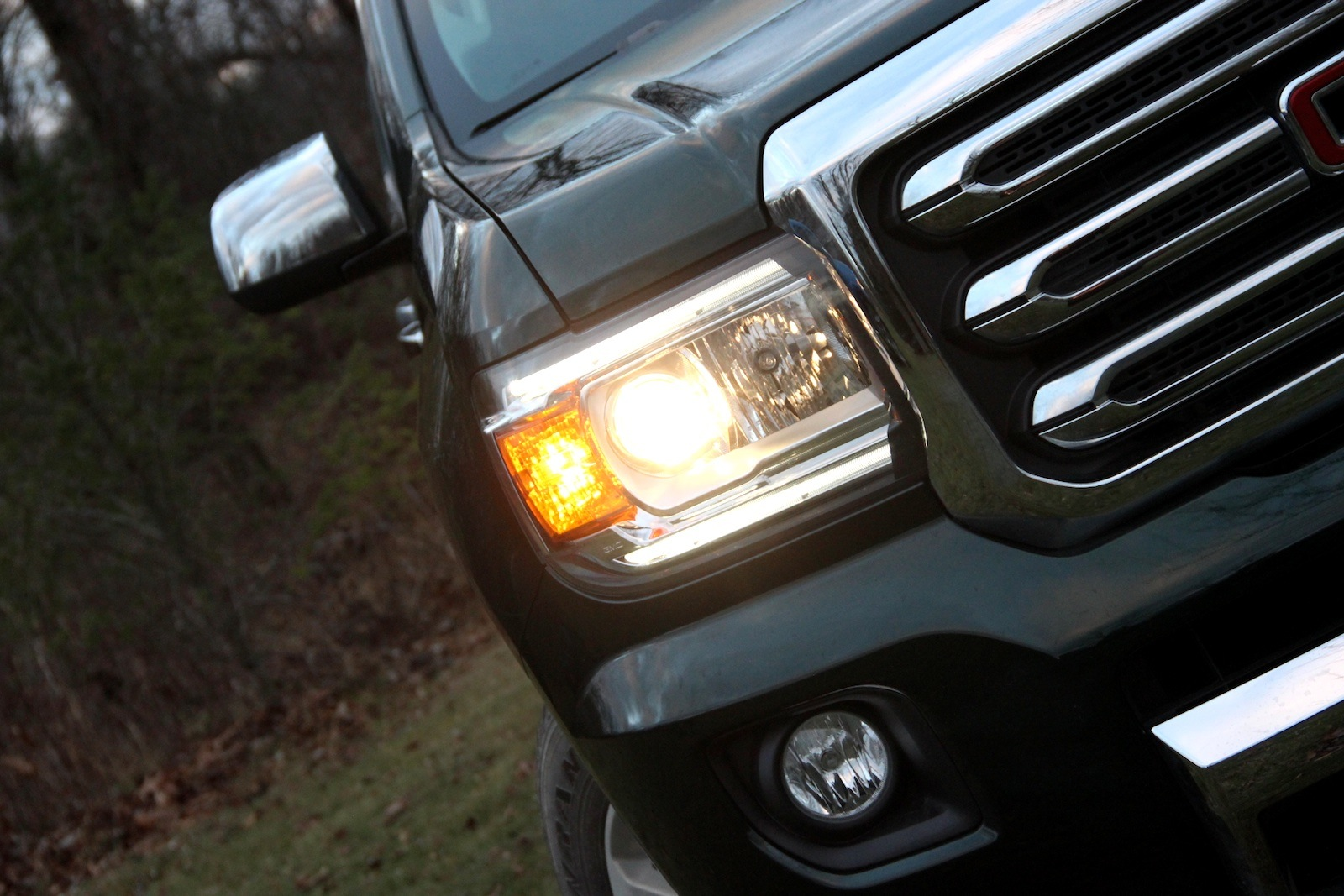 2016 Gmc Canyon Headlight