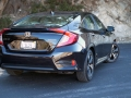 2016 Honda CIvic Back