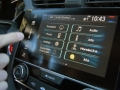 2016 Honda Civic infotainment