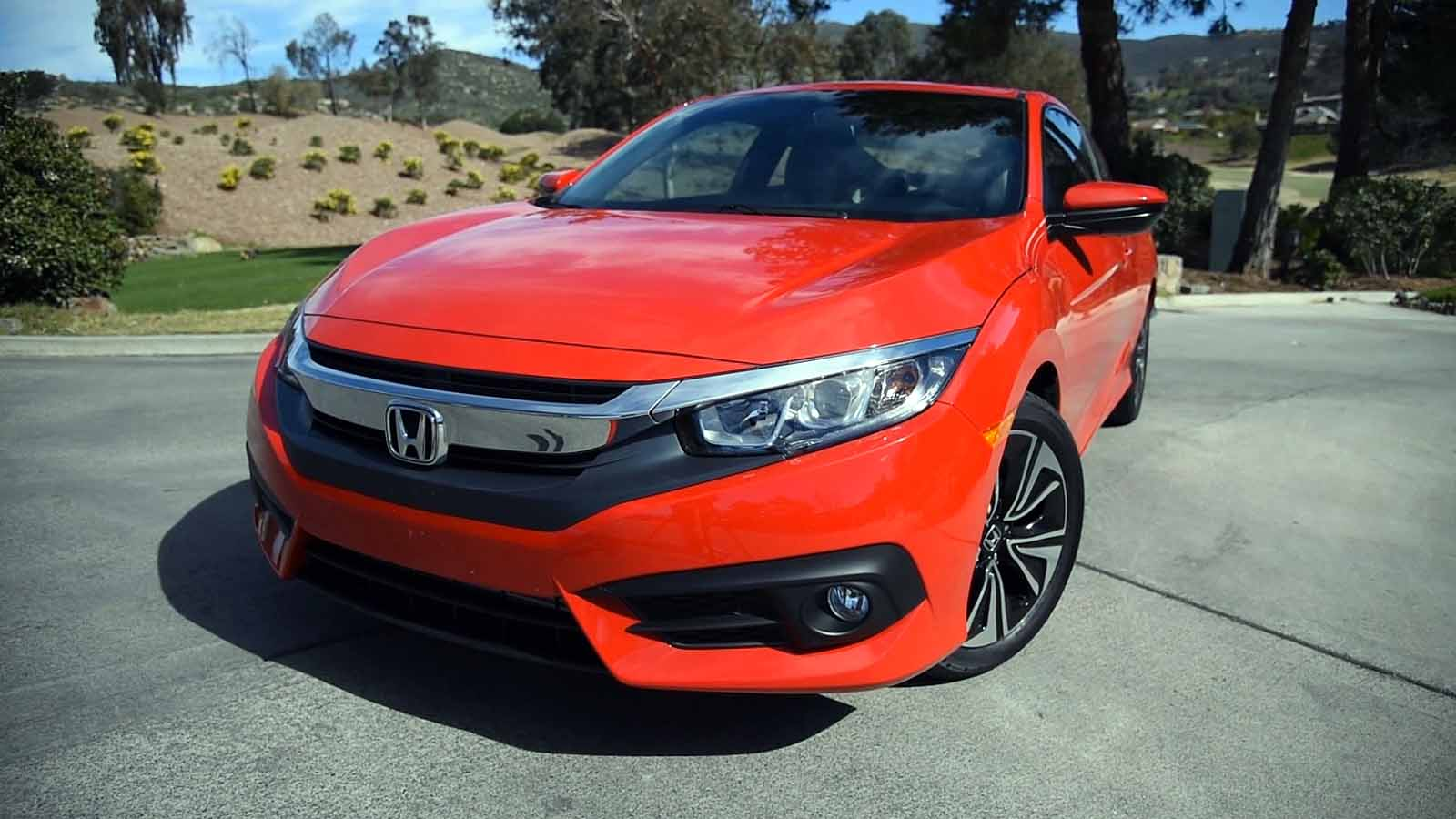 2016 honda civic coupe review news. Black Bedroom Furniture Sets. Home Design Ideas