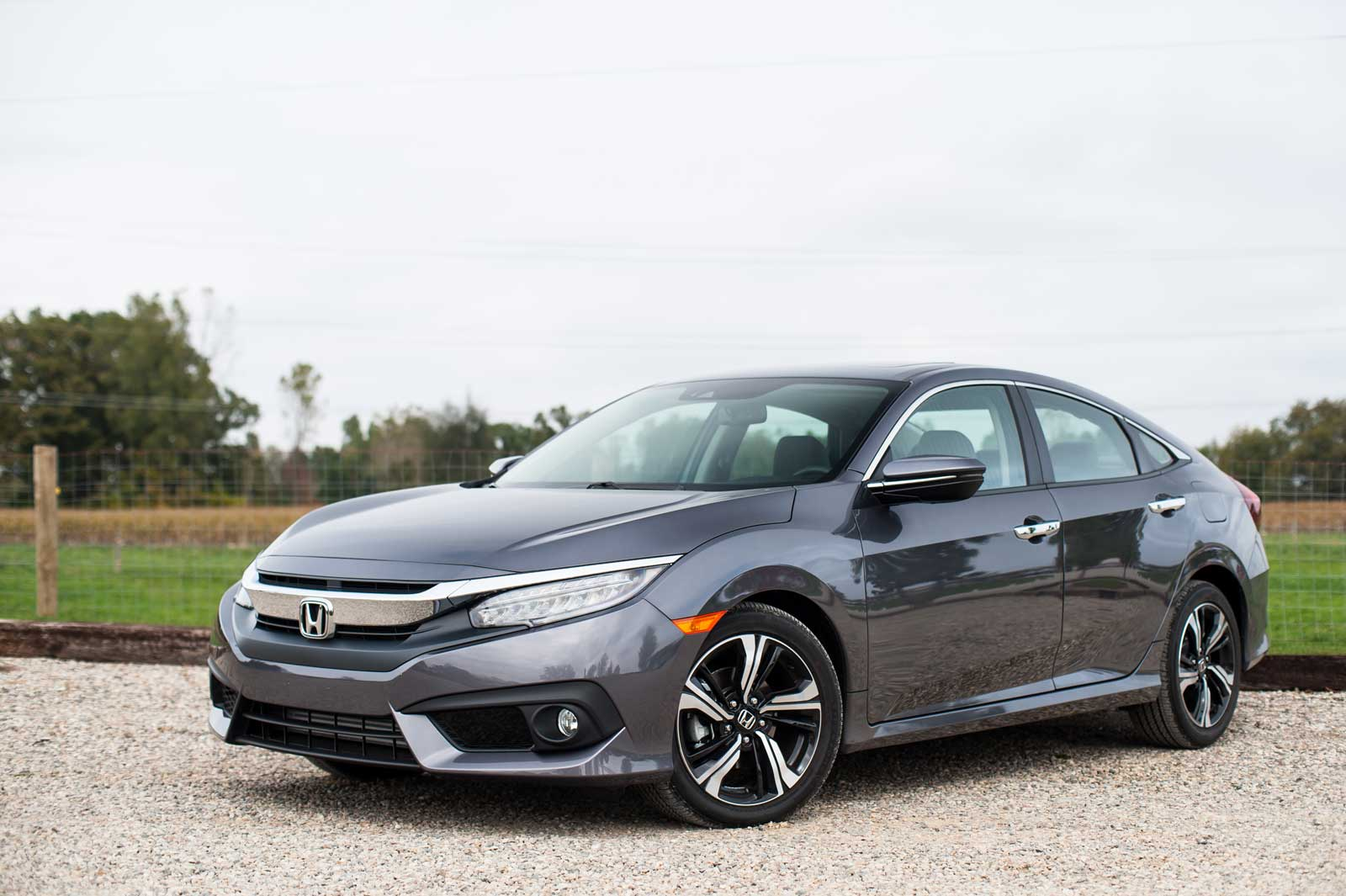2016 honda civic review news