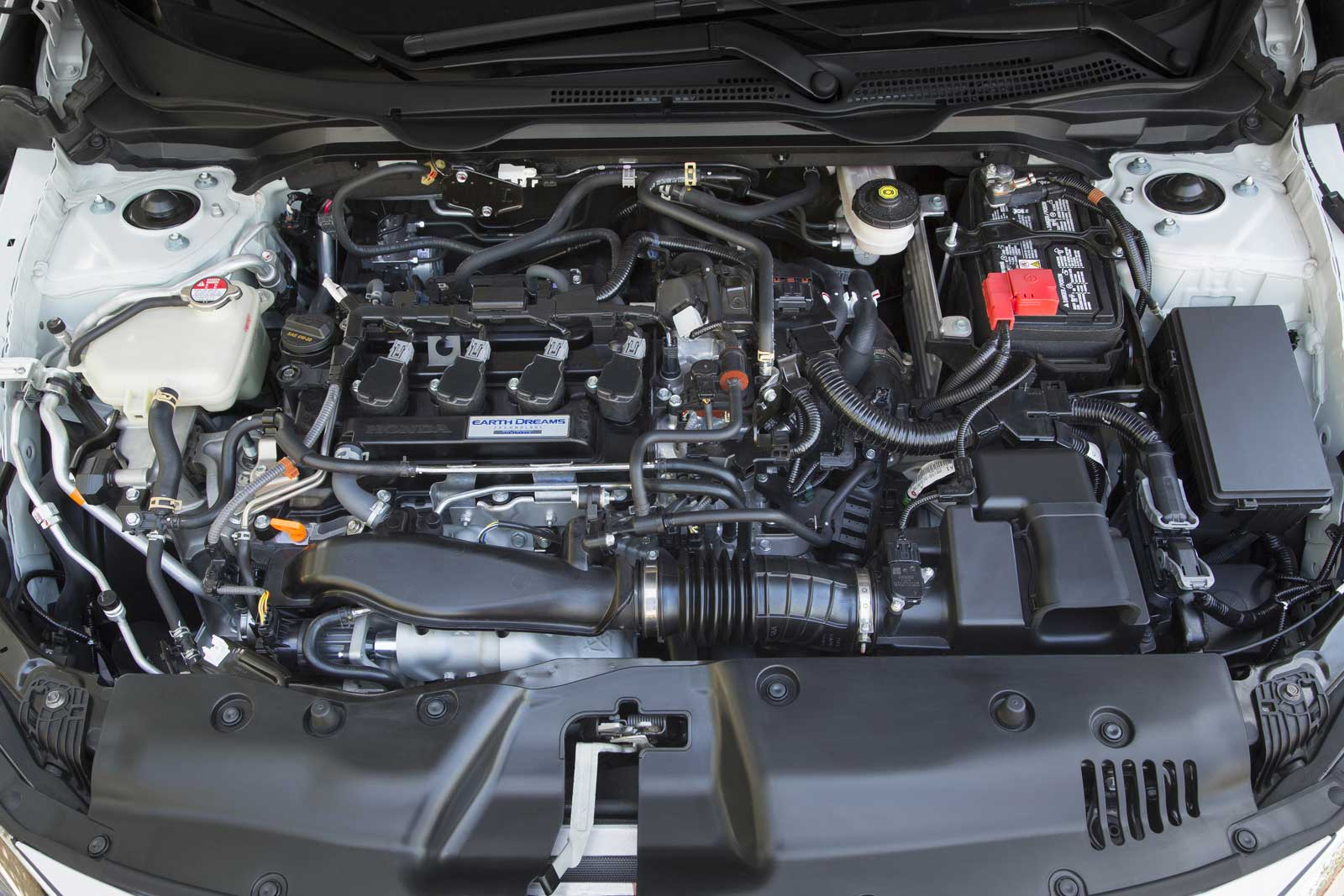 2016 Honda Civic Engine 01
