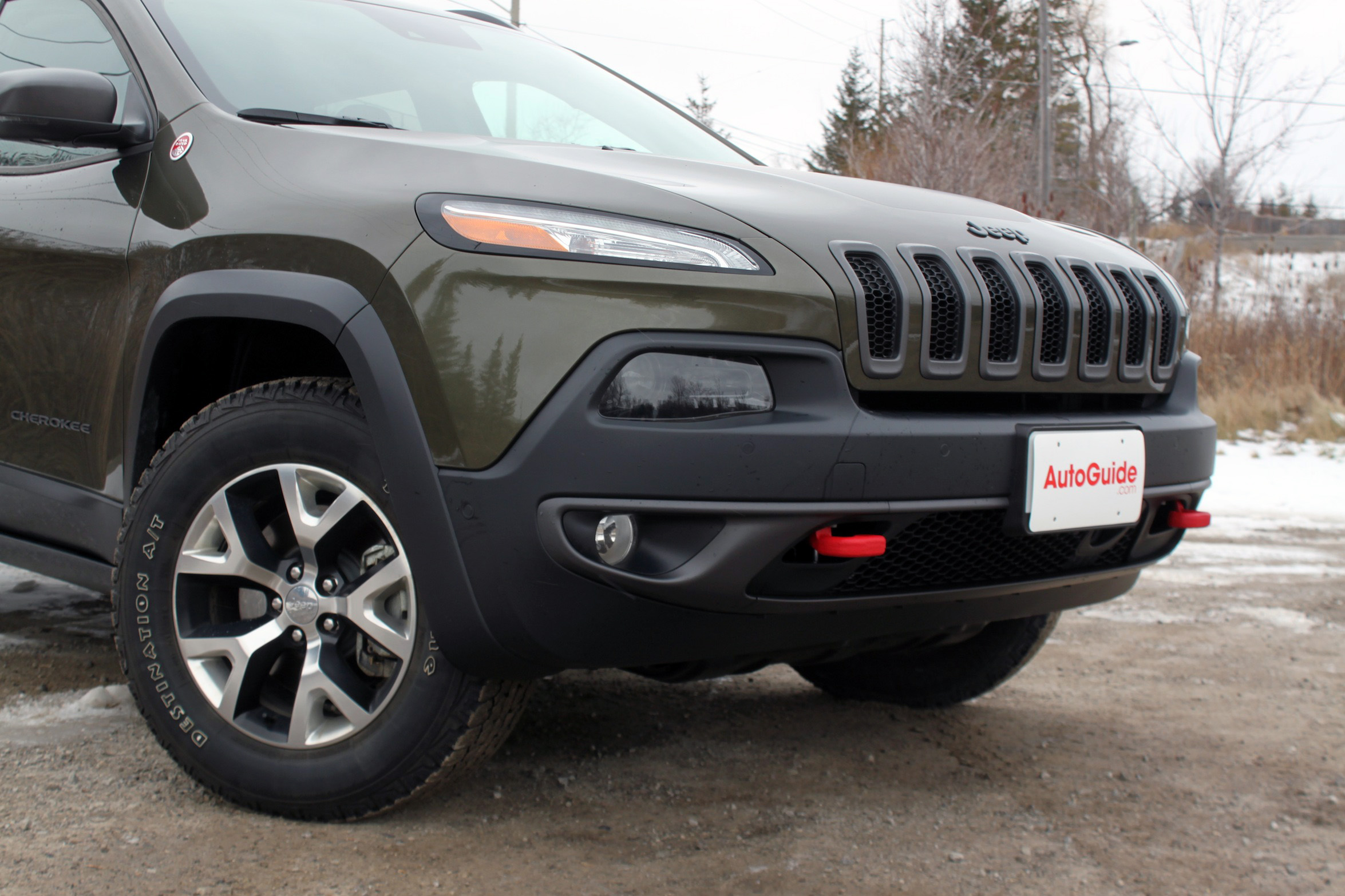 2016 Jeep Cherokee Trailhawk Review Autoguide Com