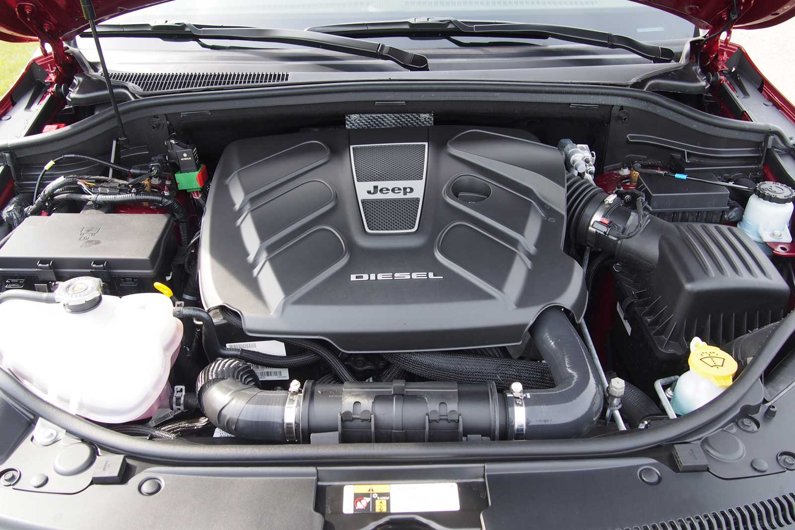 2016 jeep grand cherokee ecodiesel review - autoguide