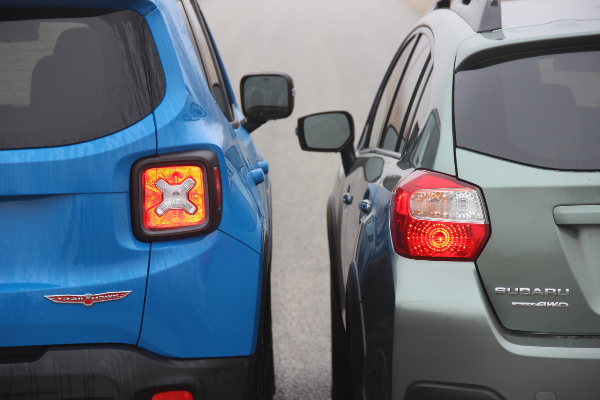Jeep-Renegade-vs-Subaru-XV-Crosstrek-6 Great Description About Jeep Renegade Trunk