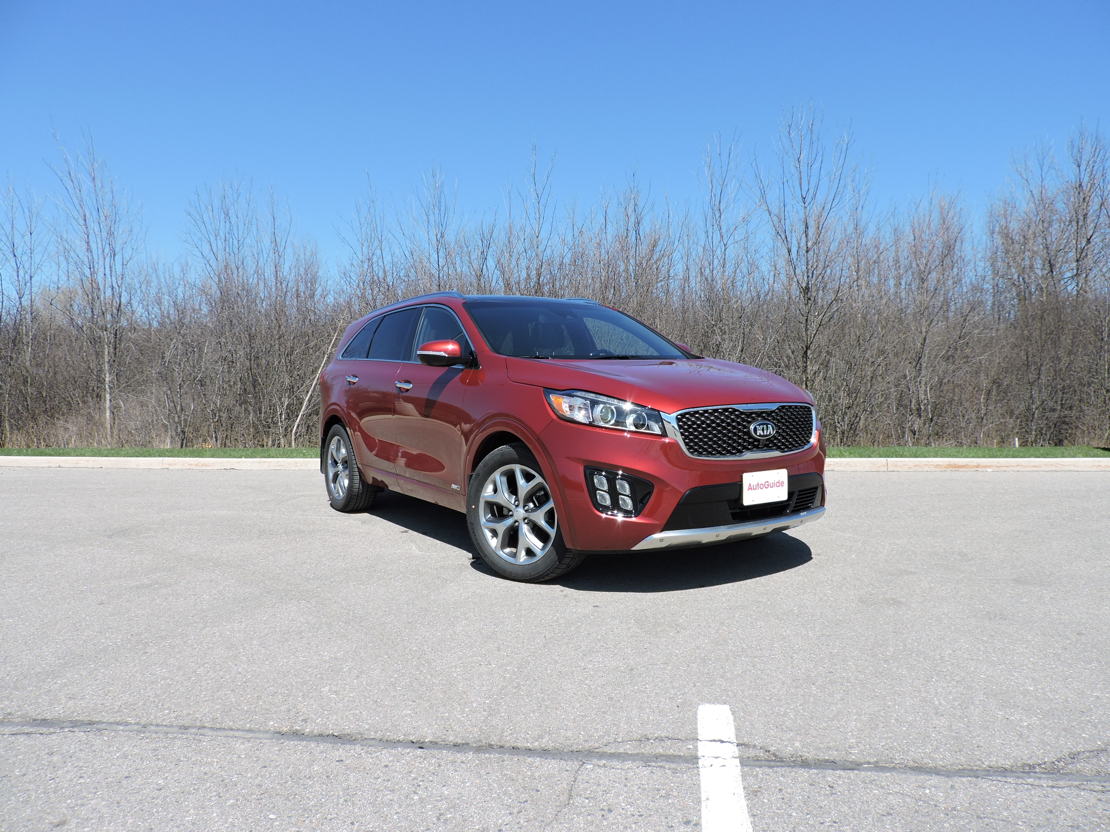 2016 kia sorento limited v6 review. Black Bedroom Furniture Sets. Home Design Ideas