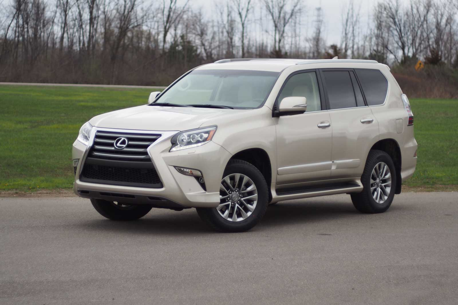 2016 Lexus Gx 460 Review Curbed With Craig Cole