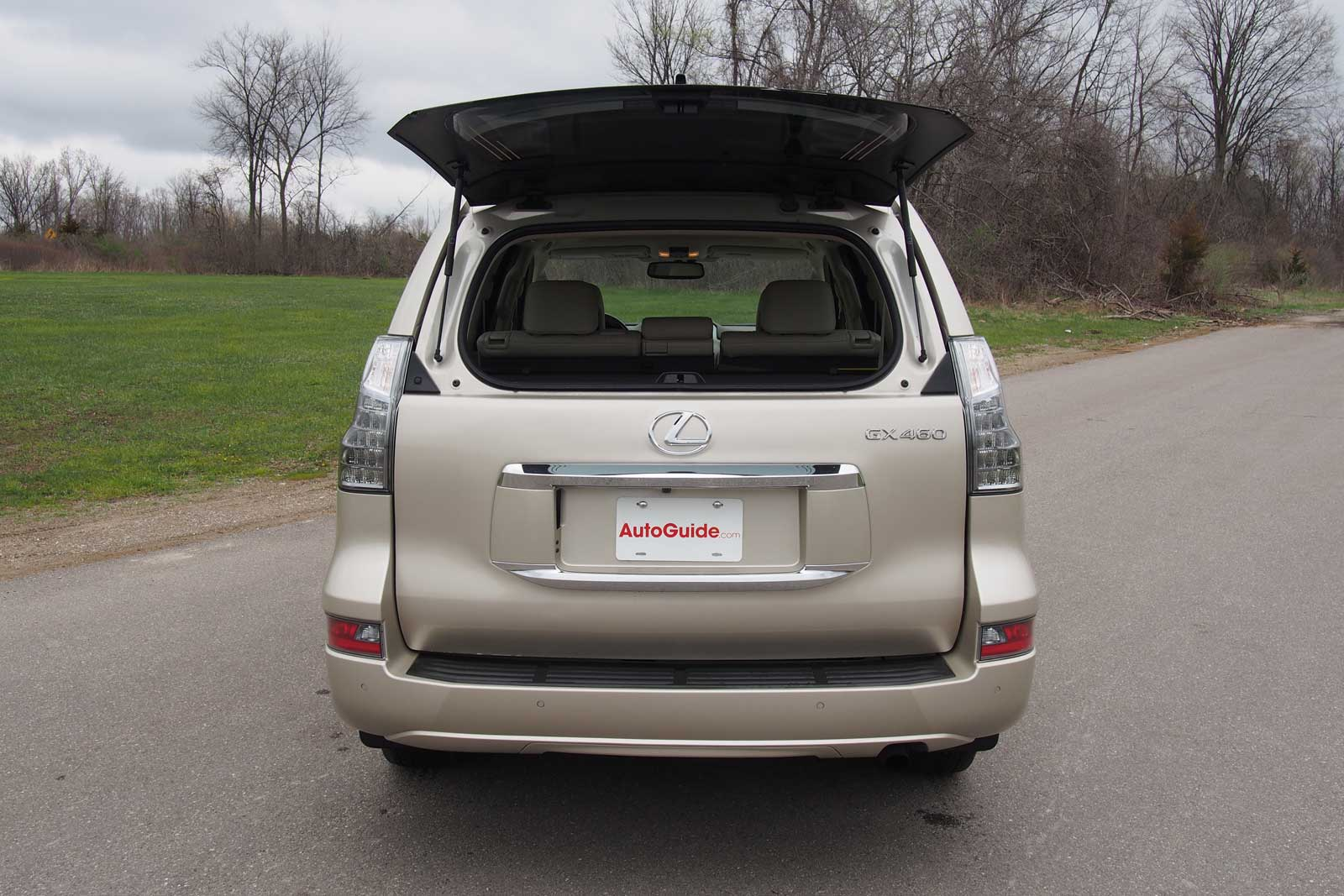 2016 Lexus GX 460 Review: Curbed with Craig Cole - AutoGuide com