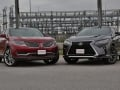 2016 Lincoln MKZ vs Lexus RX 350 - 2