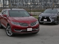 2016 Lincoln MKZ vs Lexus RX 350 hero 1
