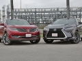 2016 Lincoln MKZ vs Lexus RX 350