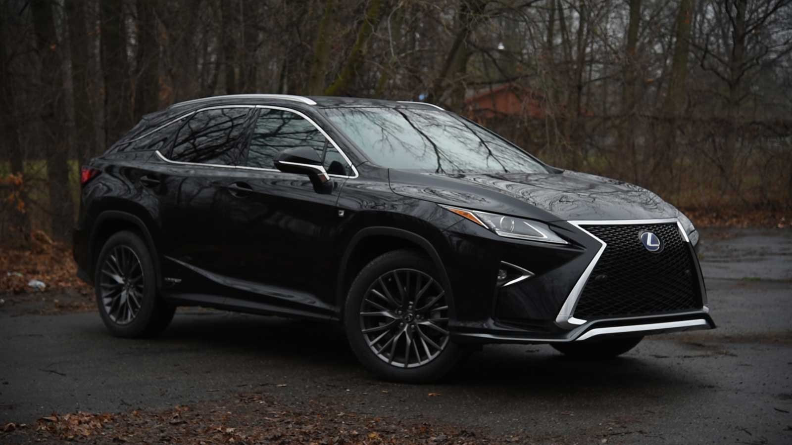 lexus watch luxury rx youtube full hybrid sport f review
