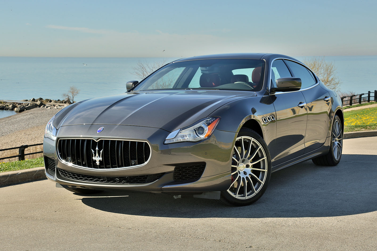 2016 maserati quattroporte review quick take news. Black Bedroom Furniture Sets. Home Design Ideas