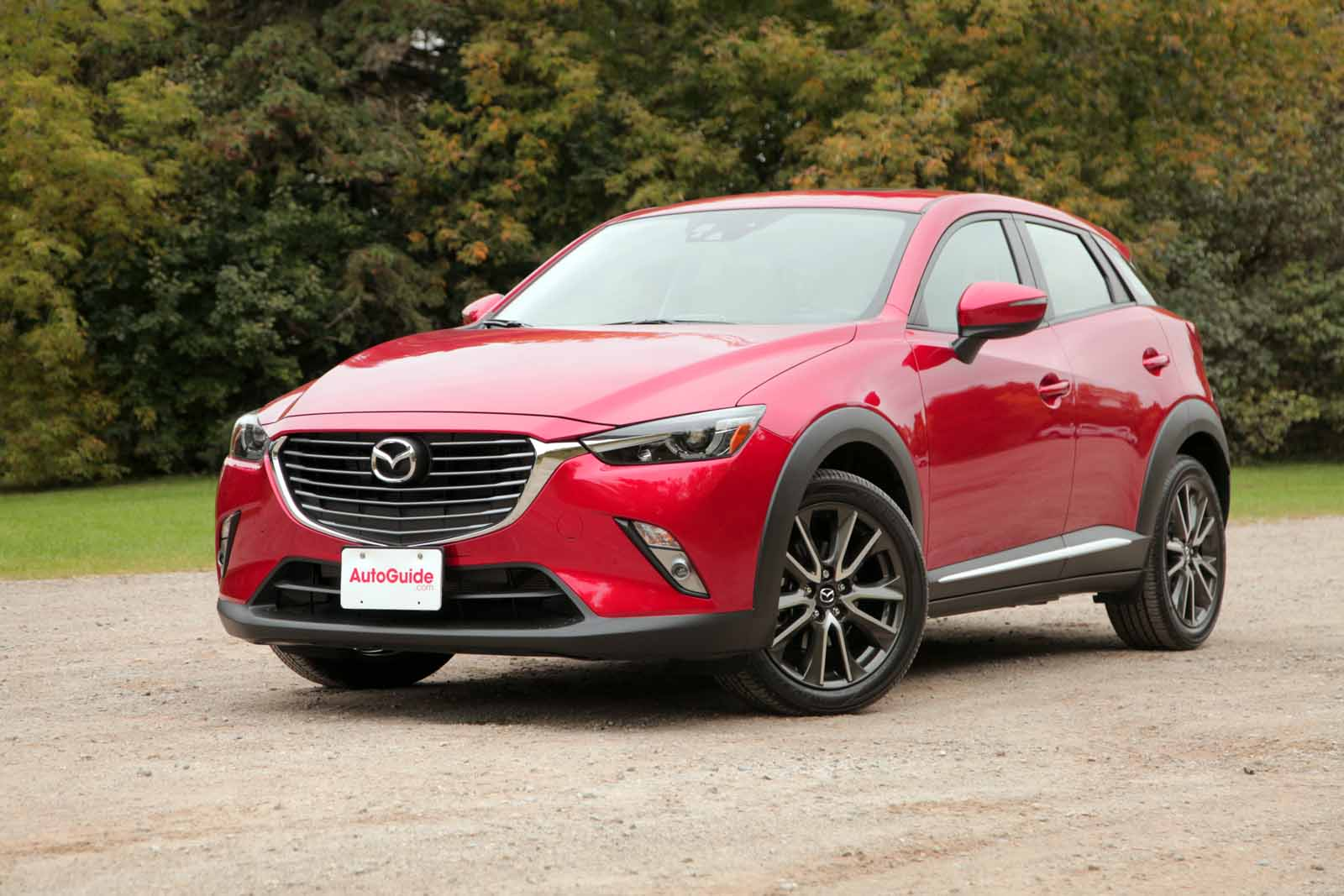 2017 mazda cx 3 pricing holds the line news. Black Bedroom Furniture Sets. Home Design Ideas