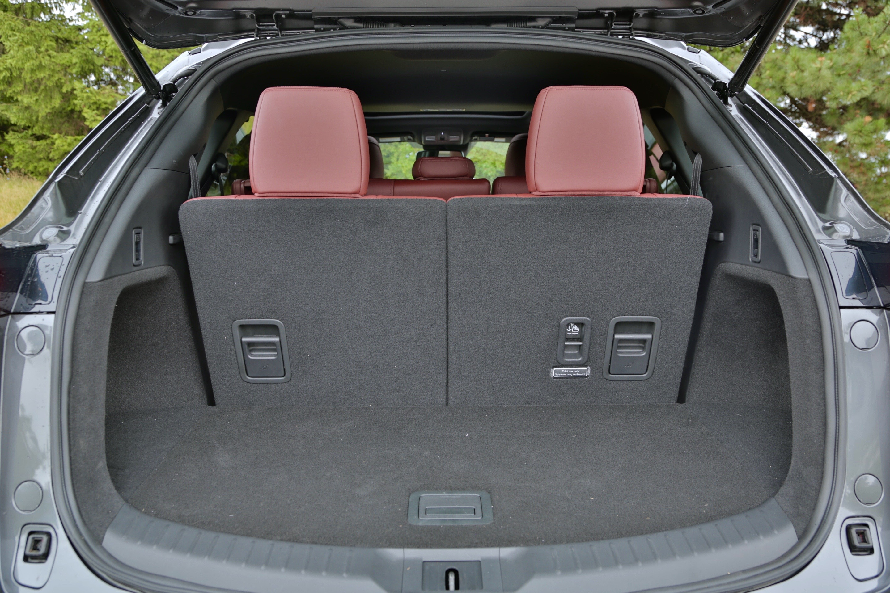 2016 Mazda CX-9 Long-Term Test Update: Deep Dive into Cargo Capacity ...