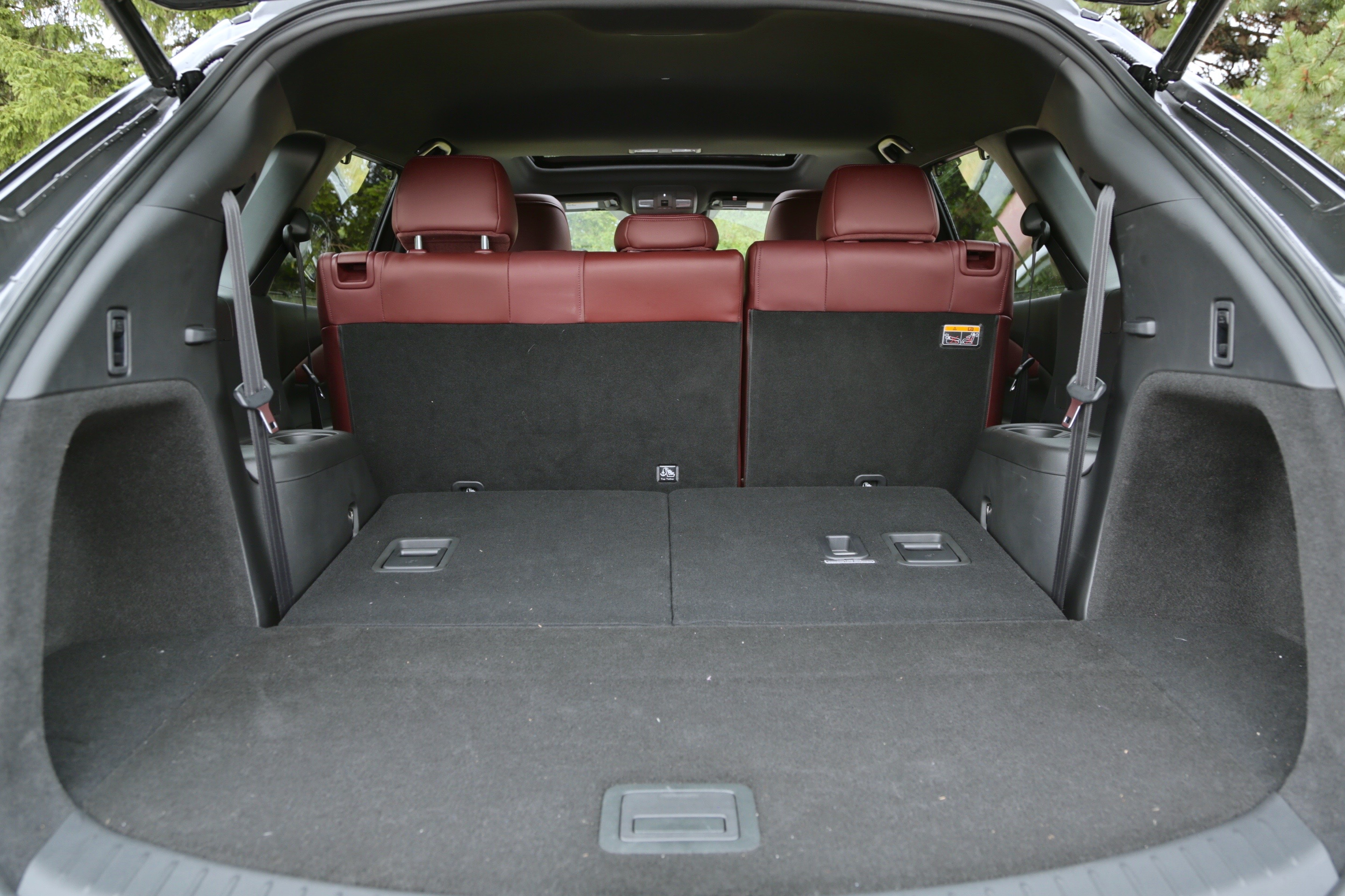 2016 Mazda CX 9 Long Term Test Update Deep Dive into Cargo Capacity