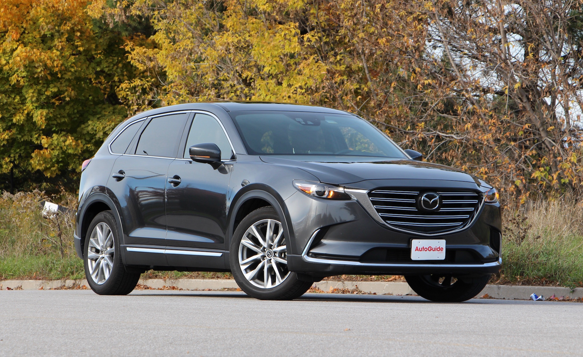 a deep dive into 2016 mazda cx 9 technology. Black Bedroom Furniture Sets. Home Design Ideas