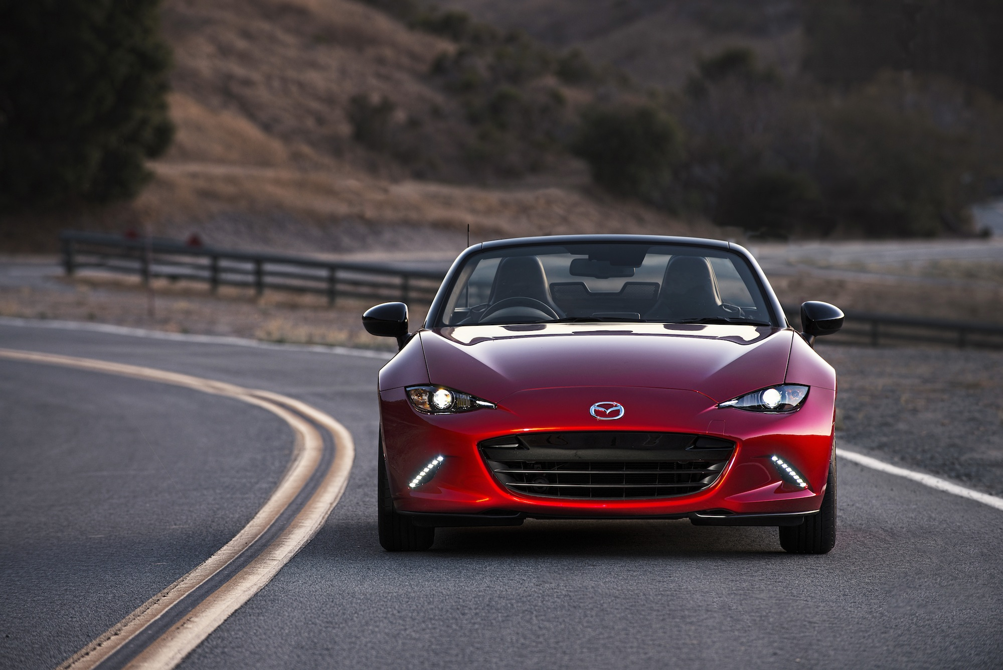 mazda mx 5 manual or automatic