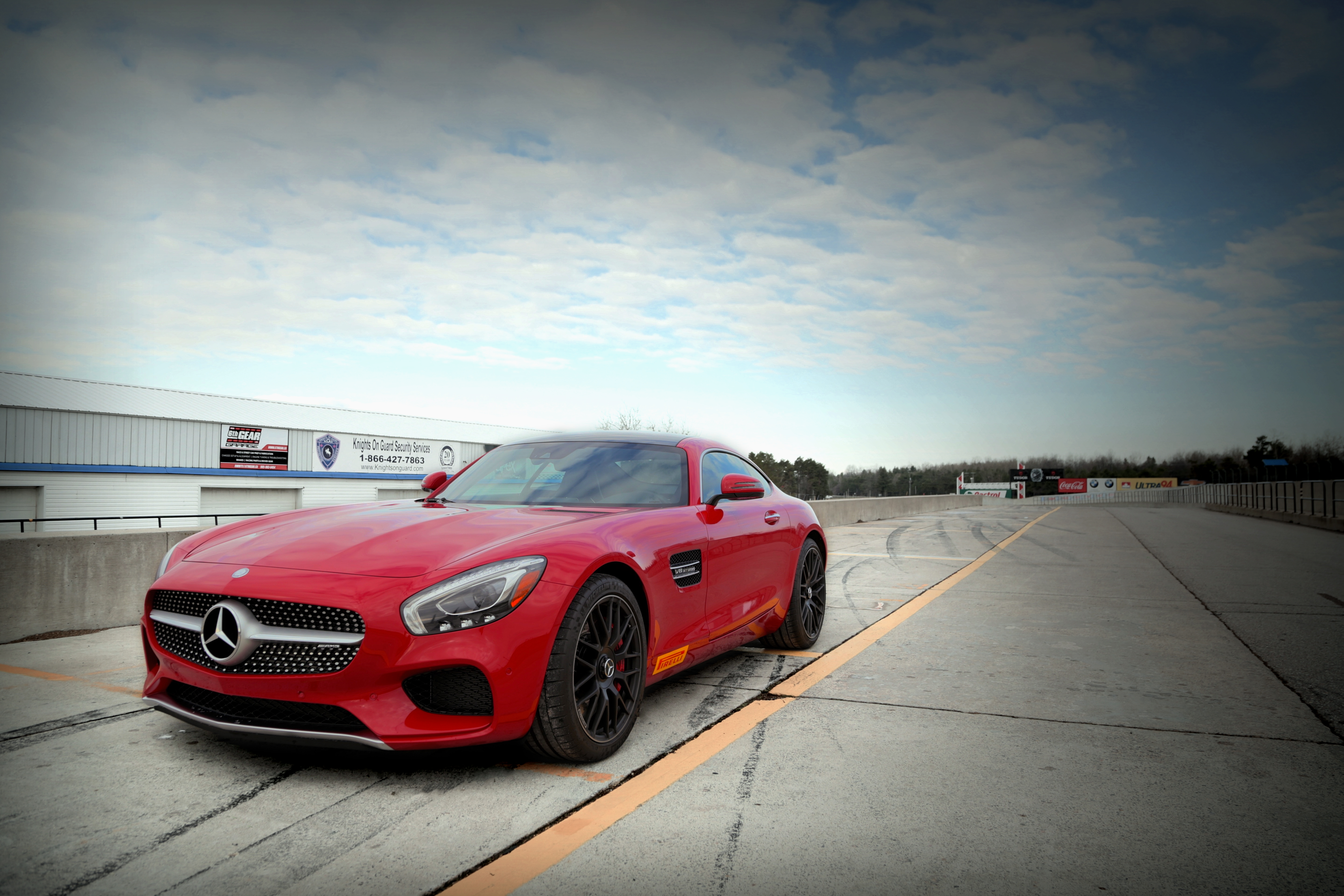 2016 Mercedes-AMG GT S Review - AutoGuide.com