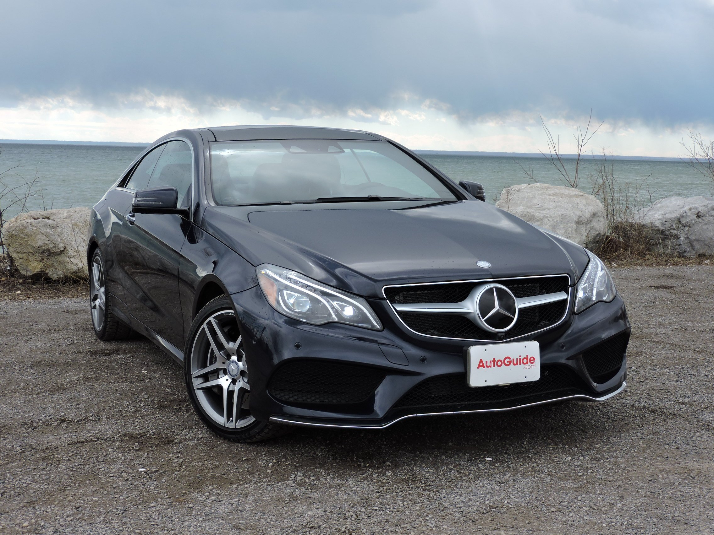 2016 Mercedes Benz E550 Coupe 01