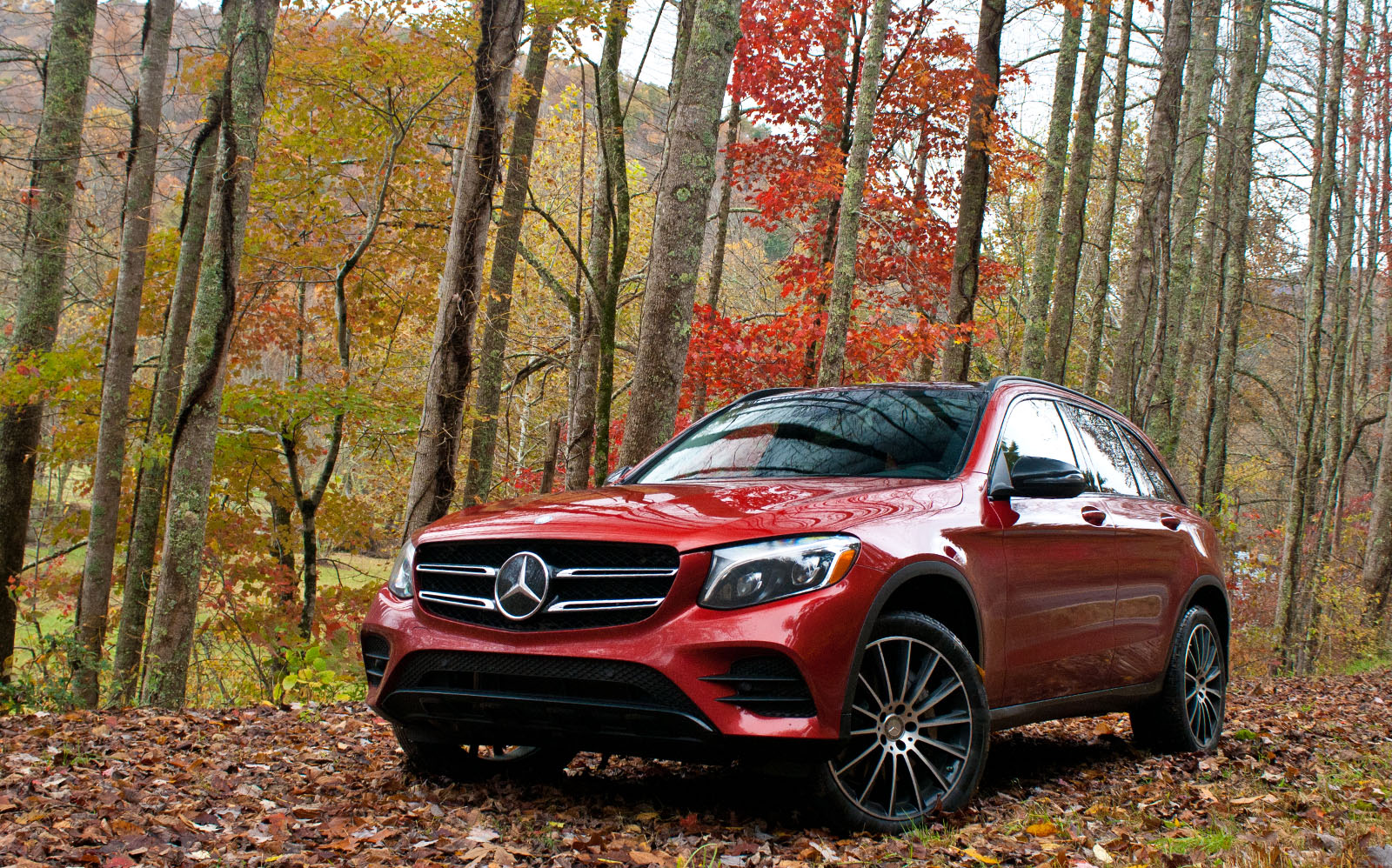 2016 Mercedes Benz Glc 300 4matic Review Autoguide Com