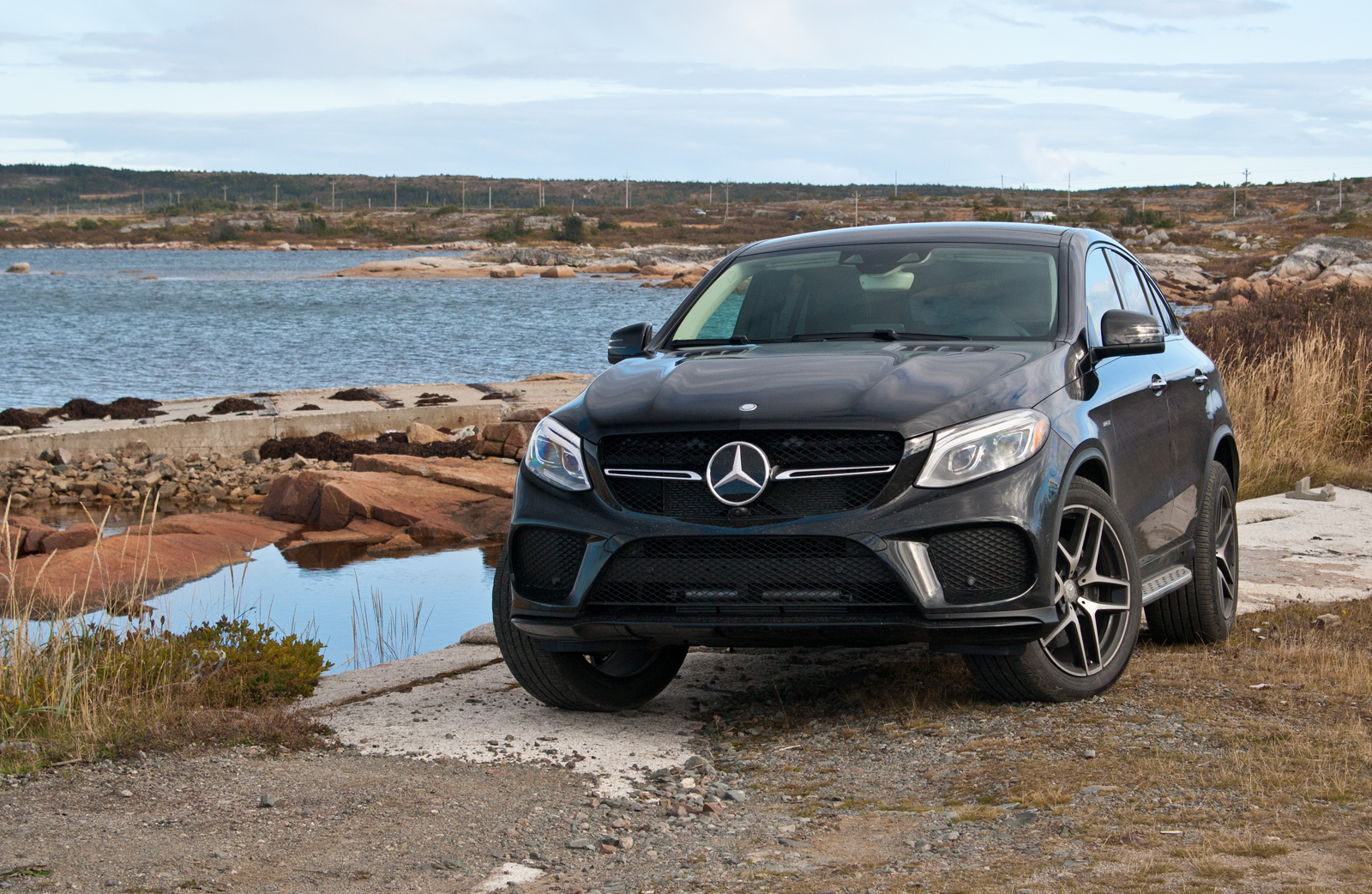 10 Things We Learned At The 2016: 10 Things I Learned Driving The 2016 Mercedes-Benz GLE