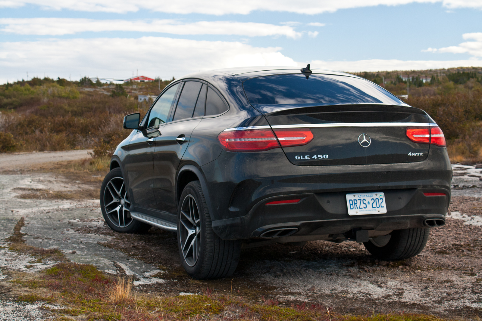 10 things i learned driving the 2016 mercedes benz gle coupe