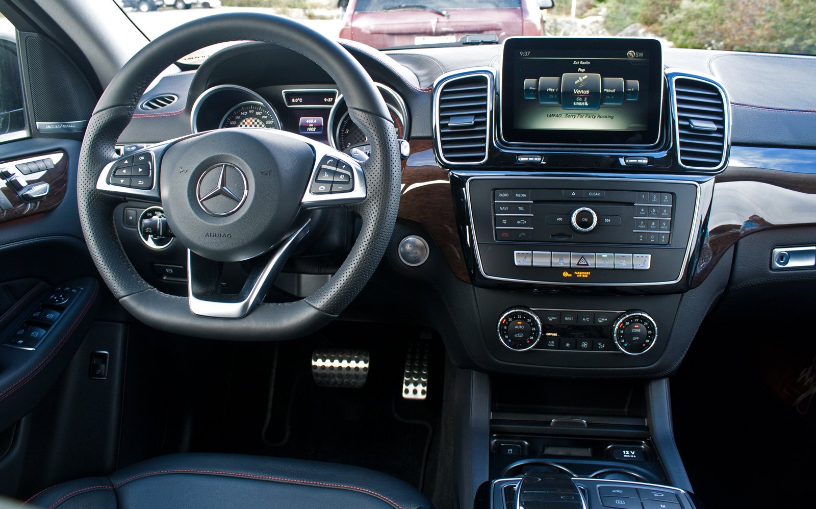 10 Things I Learned Driving the 2016 Mercedes-Benz GLE Coupe