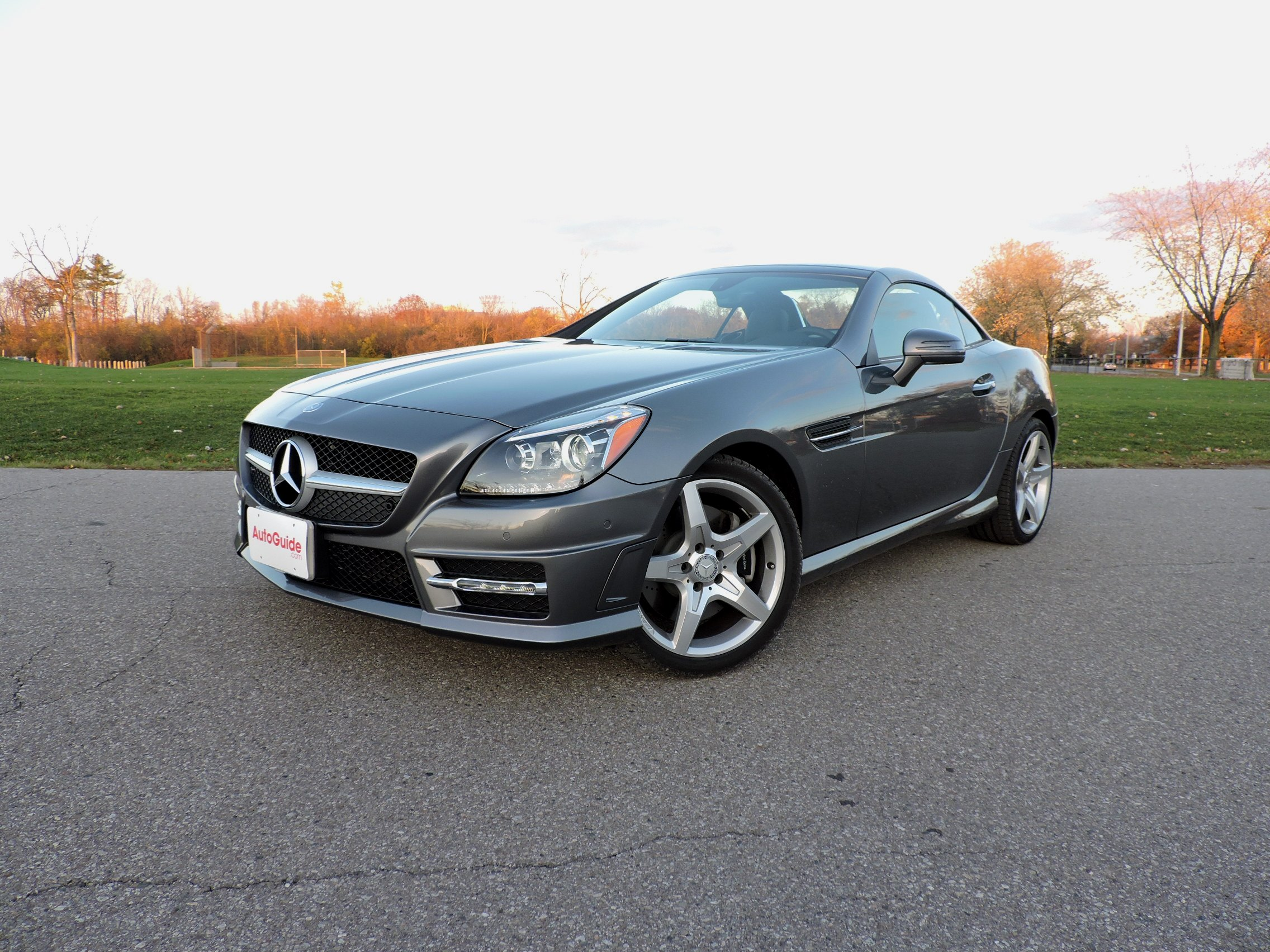 2016 mercedes benz slk300 review news for Mercedes benz maker