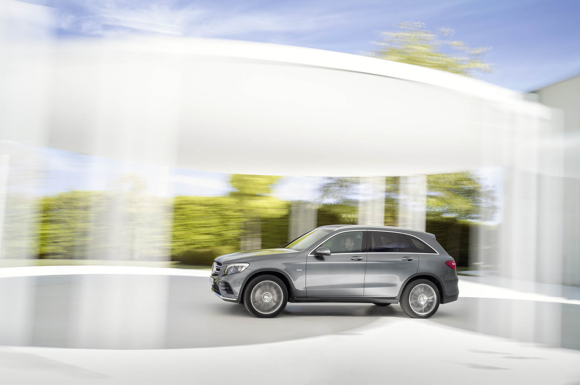 11 Things You Need to Know About the 2016 Mercedes GLC