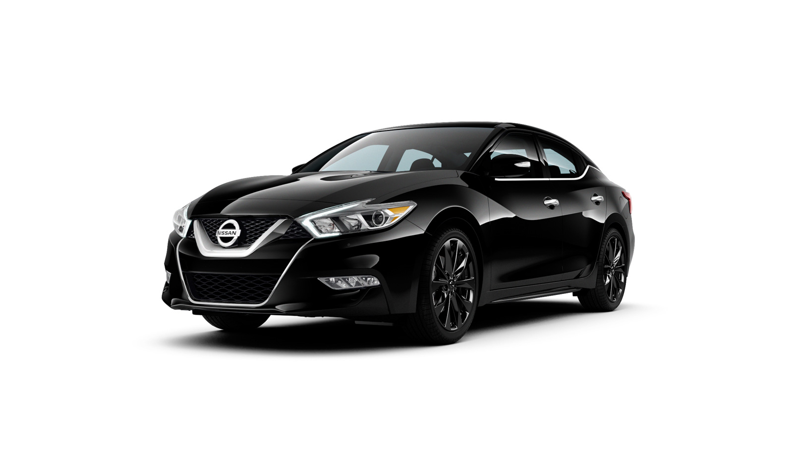 2016 Nissan Maxima Sr Adds Blacked Out