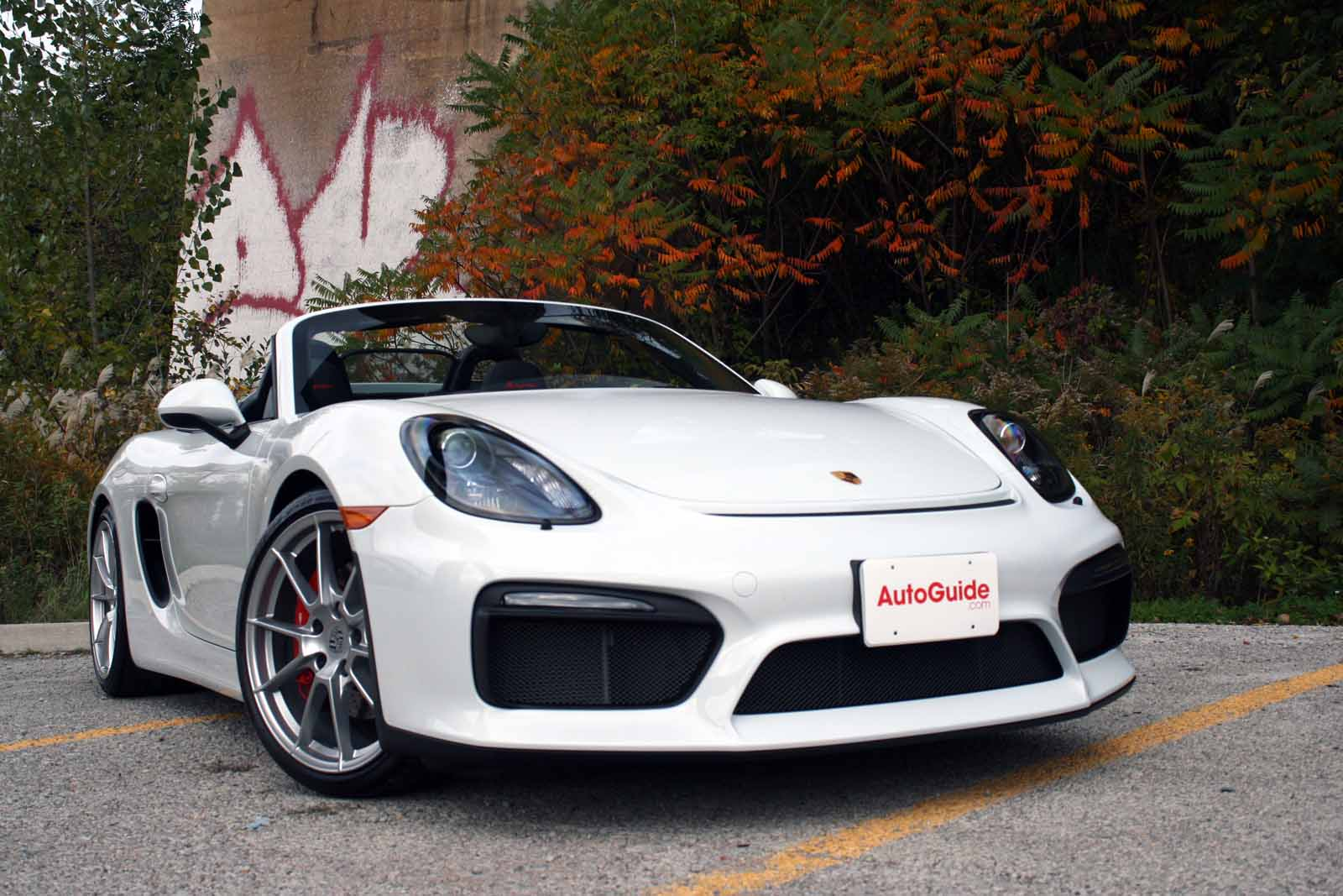 2016 jaguar f type vs 2016 porsche boxster spyder news. Black Bedroom Furniture Sets. Home Design Ideas