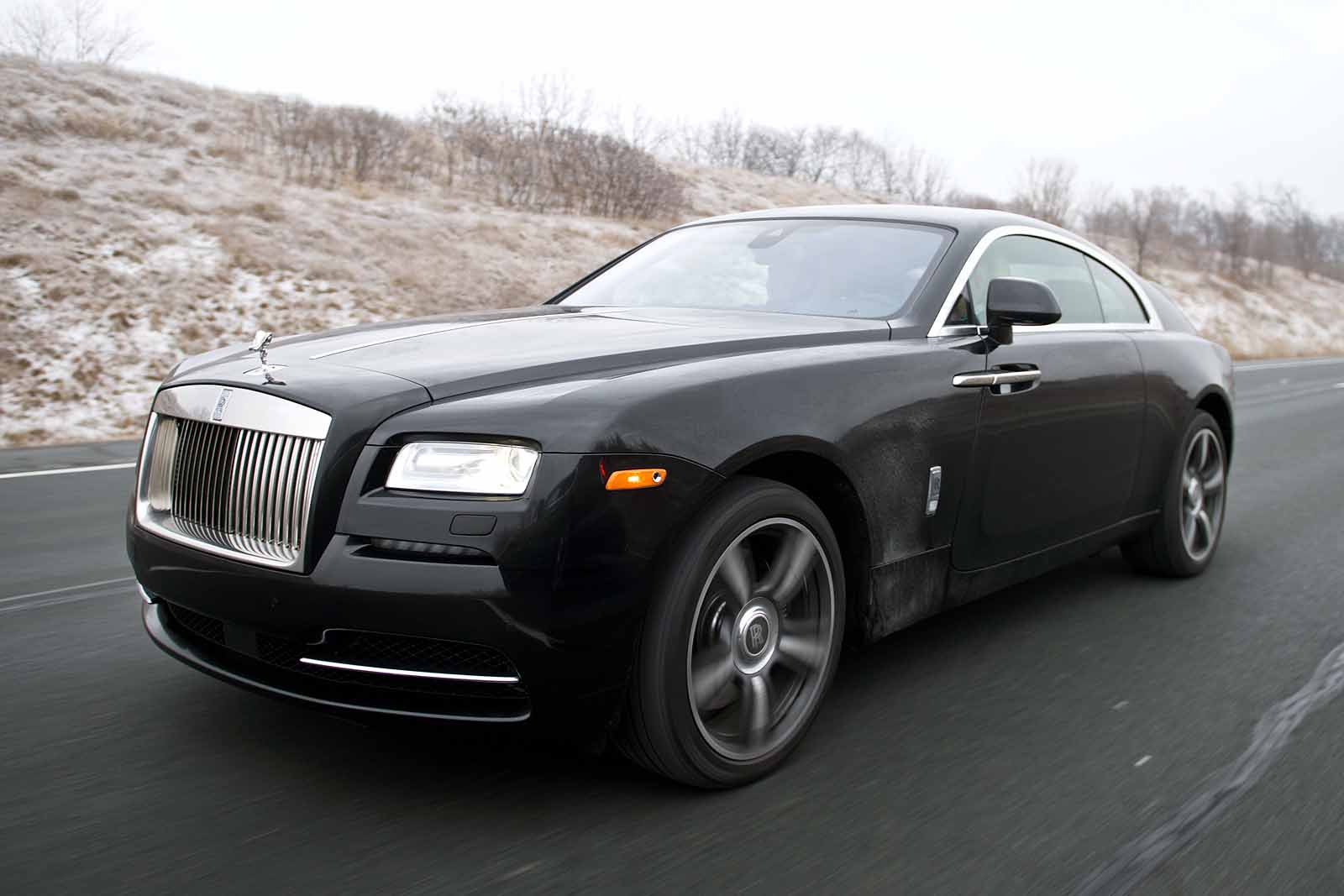 9 Things I Learned Driving The 2016 Rolls-Royce Wraith