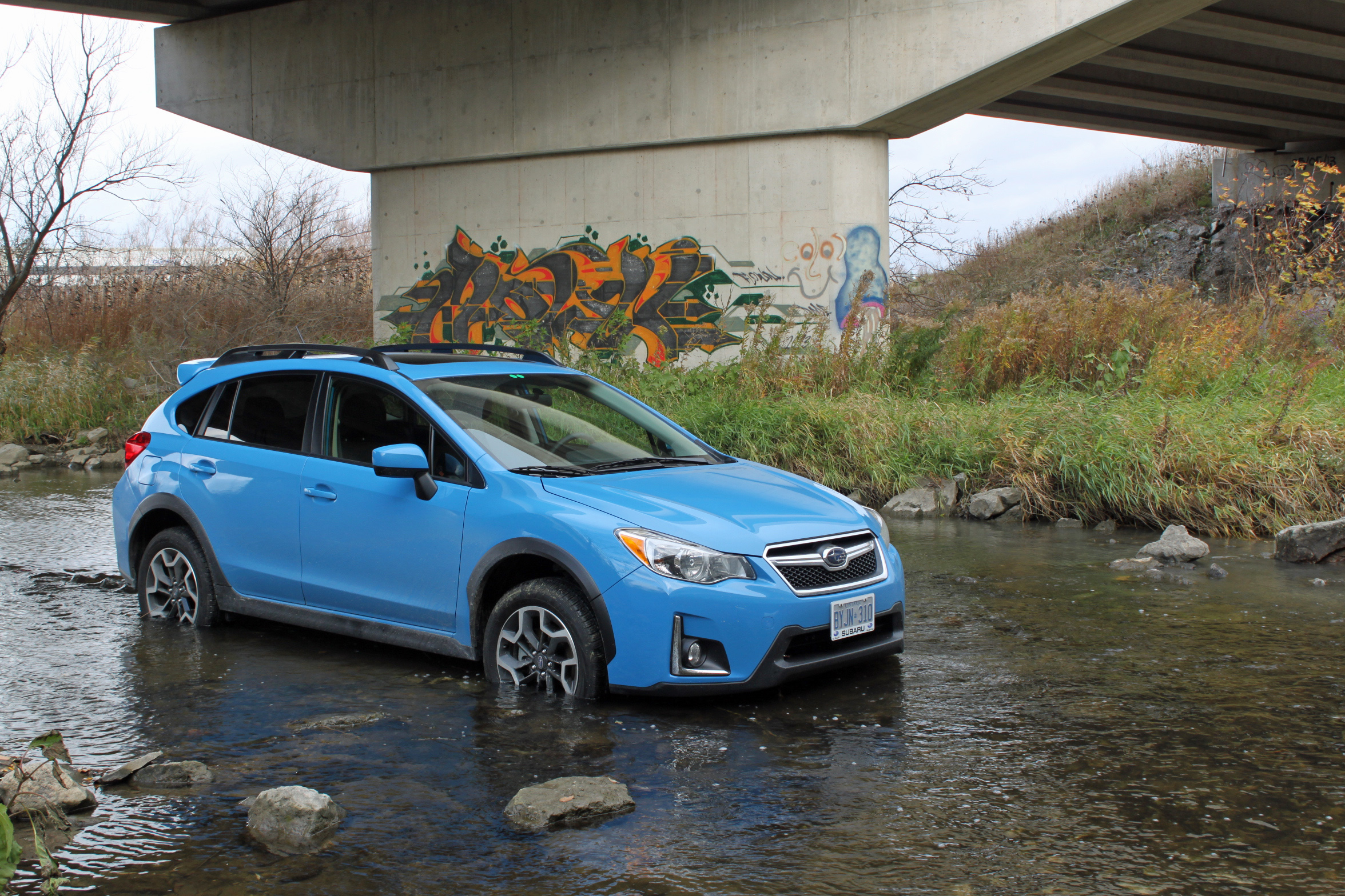 2016 Subaru Crosstrek Review - AutoGuide.com News