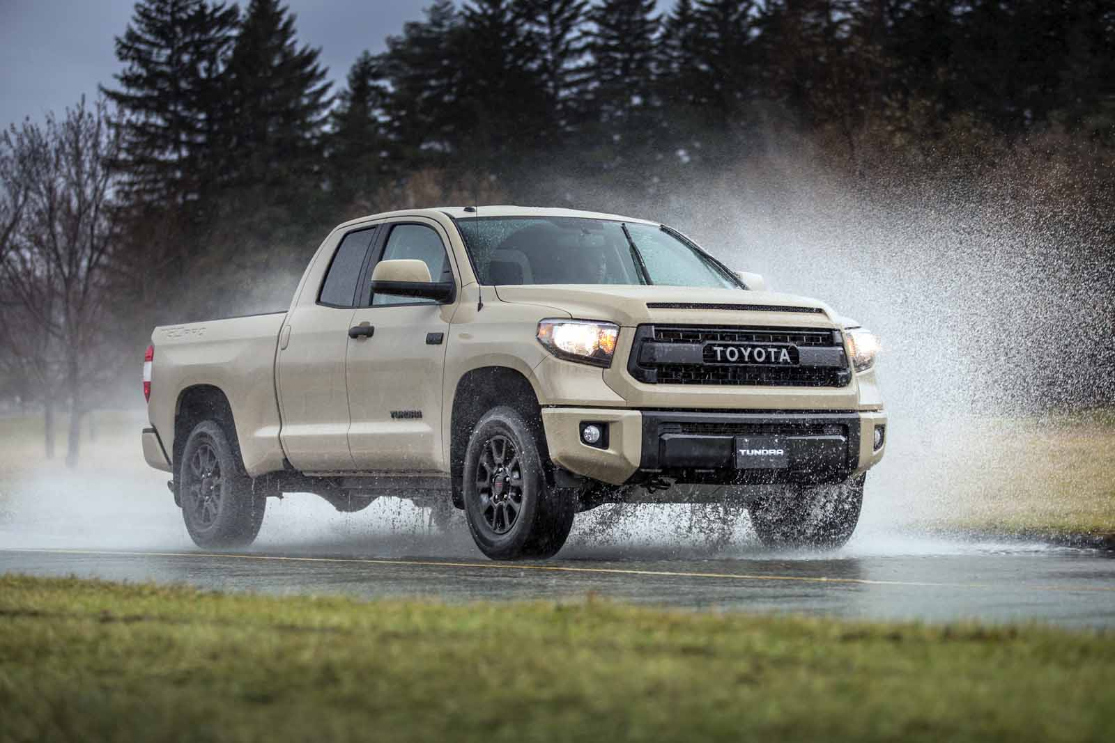 2016 Toyota Trd Pro Details Announced