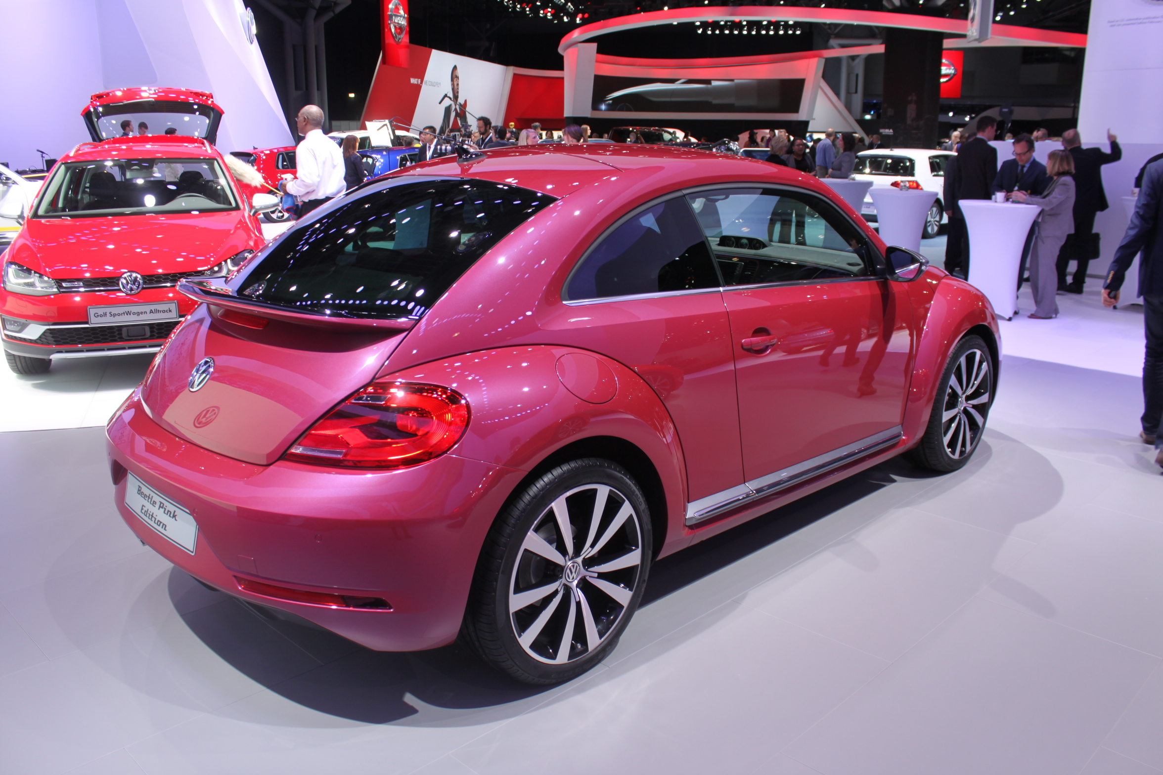 of v images volkswagen vw edition hd cars concept wallpaper concepts pink beetle front