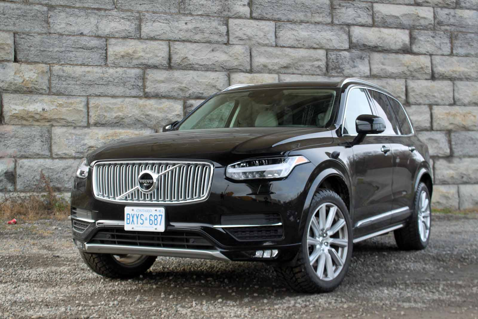 2016 volvo xc90 inscription review news. Black Bedroom Furniture Sets. Home Design Ideas
