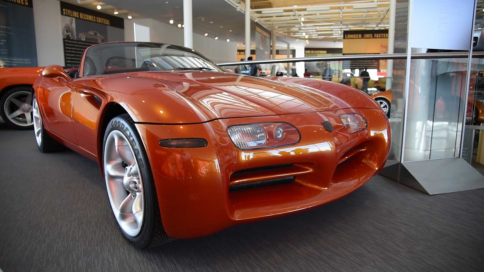 The Short List: Top 5 Coolest Cars in the Walter P. Chrysler Museum ...