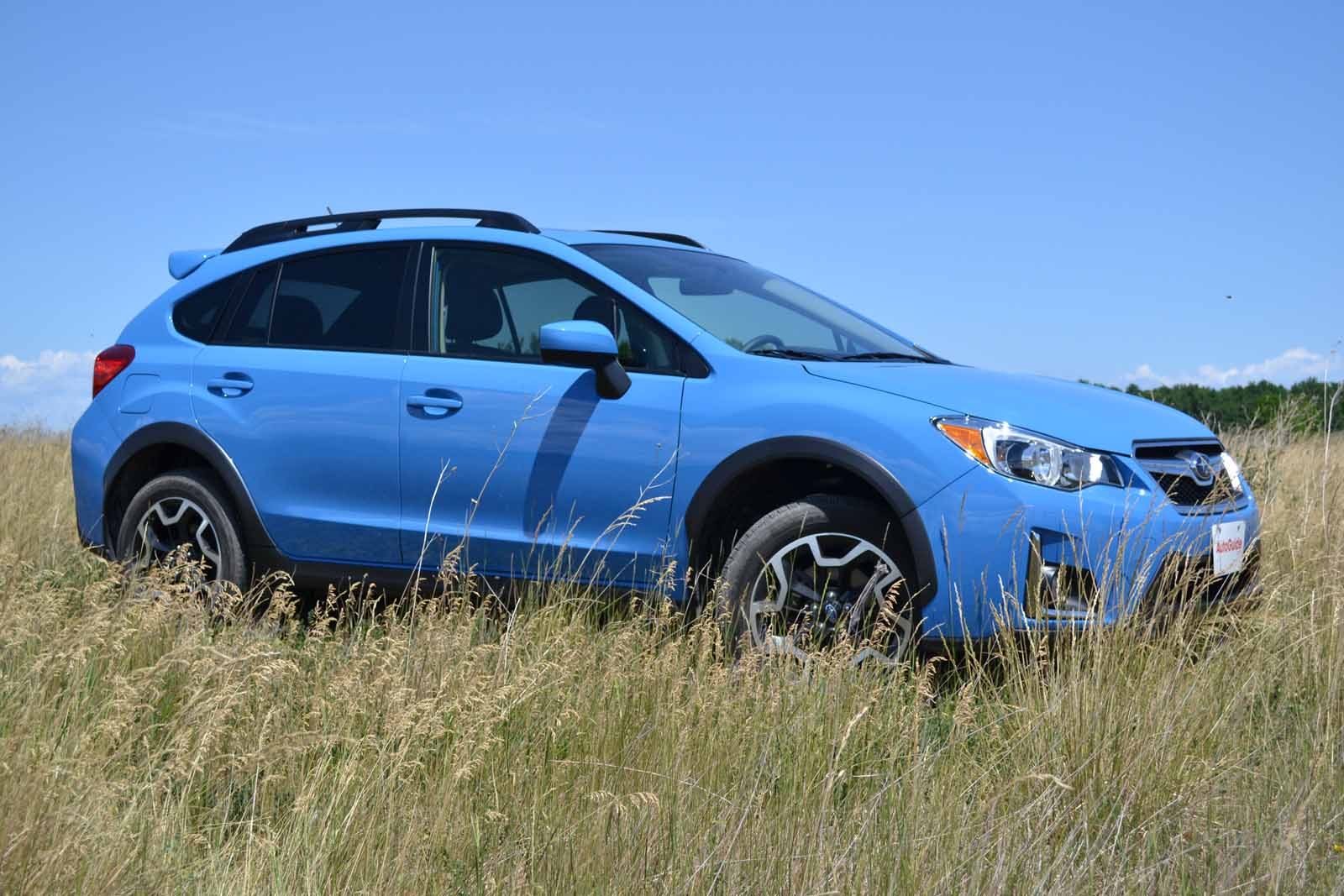2016 Subaru Crosstrek Manual Review Autoguide Com