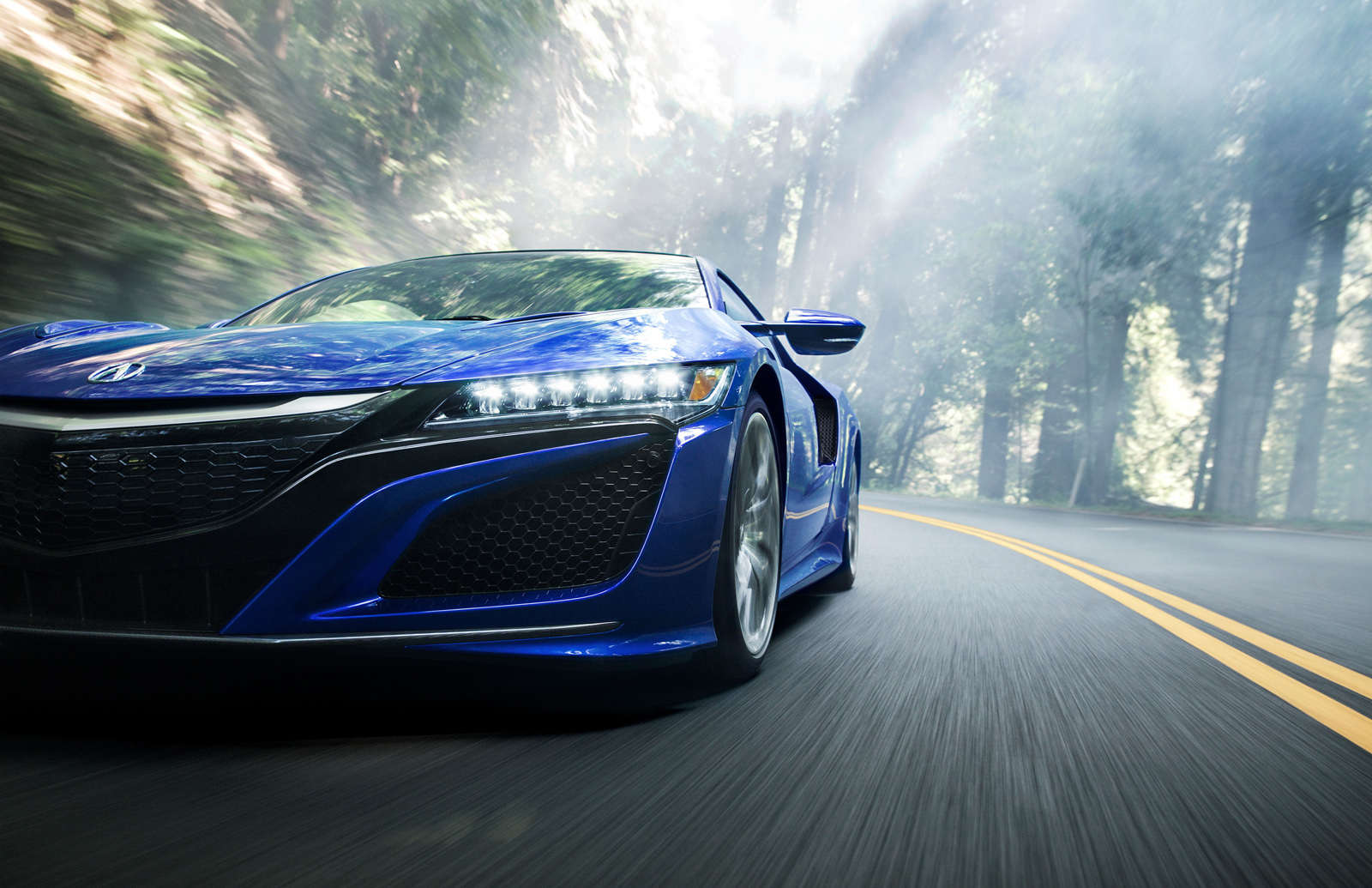 Top 10 Things You Need to Know About the Acura NSX