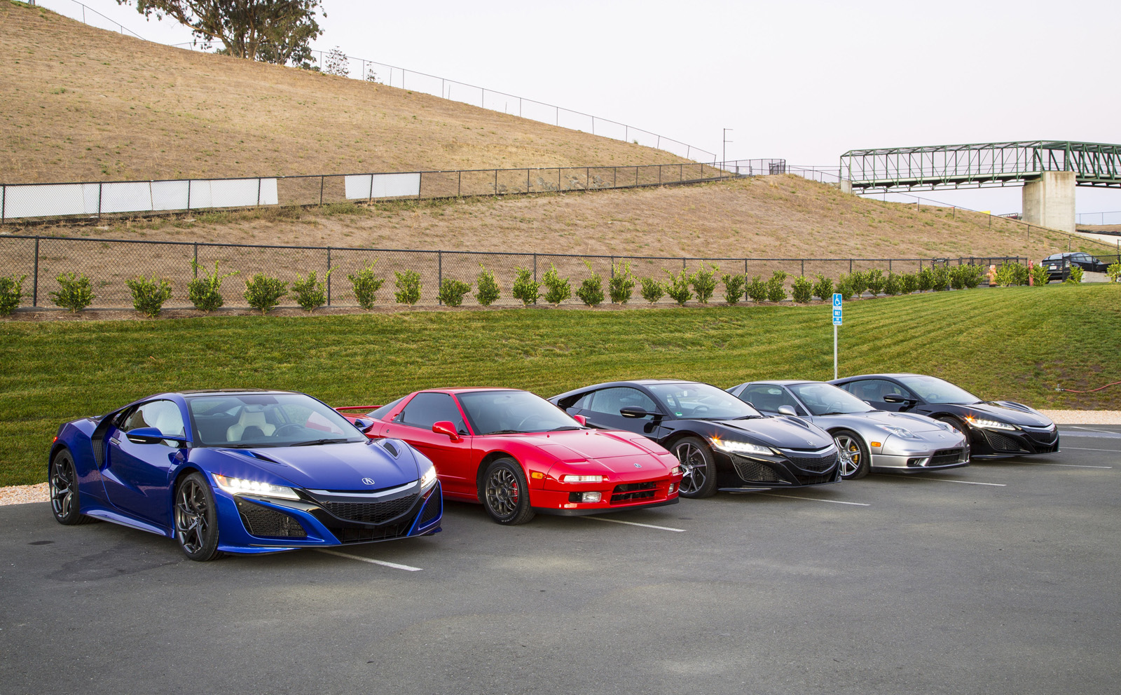 Top Things You Need To Know About The Acura NSX - Acura golf clubs
