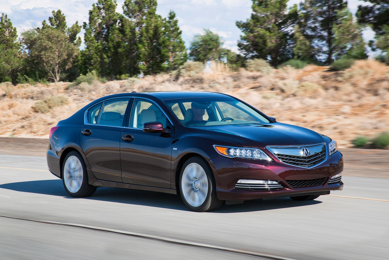 2017 Acura Rlx Sport Hybrid >> 2017 Acura Rlx Sport Hybrid Borrows Technology From The Nsx