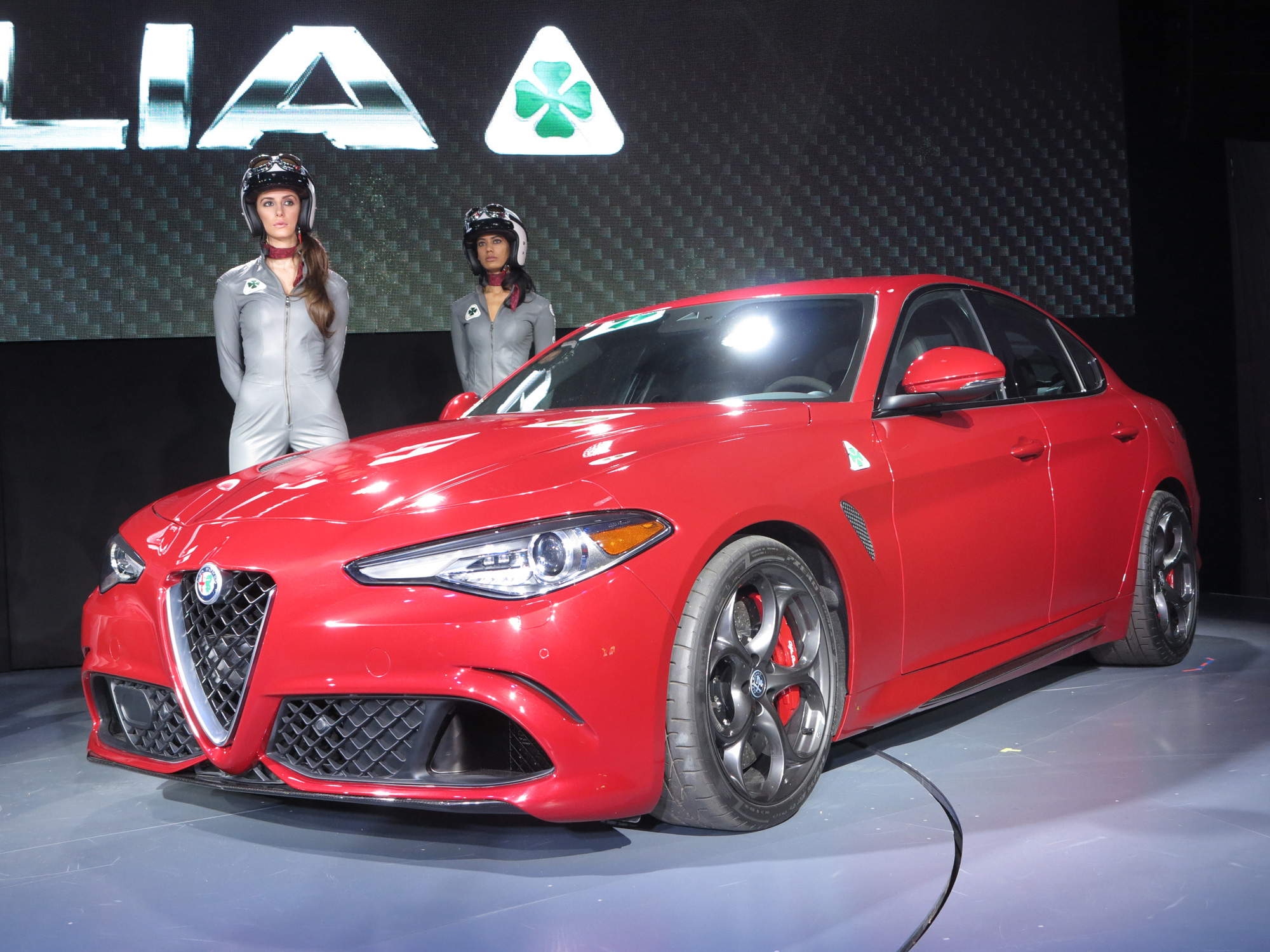 alfa romeo giulia pricing to start in the 40 000 range news. Black Bedroom Furniture Sets. Home Design Ideas