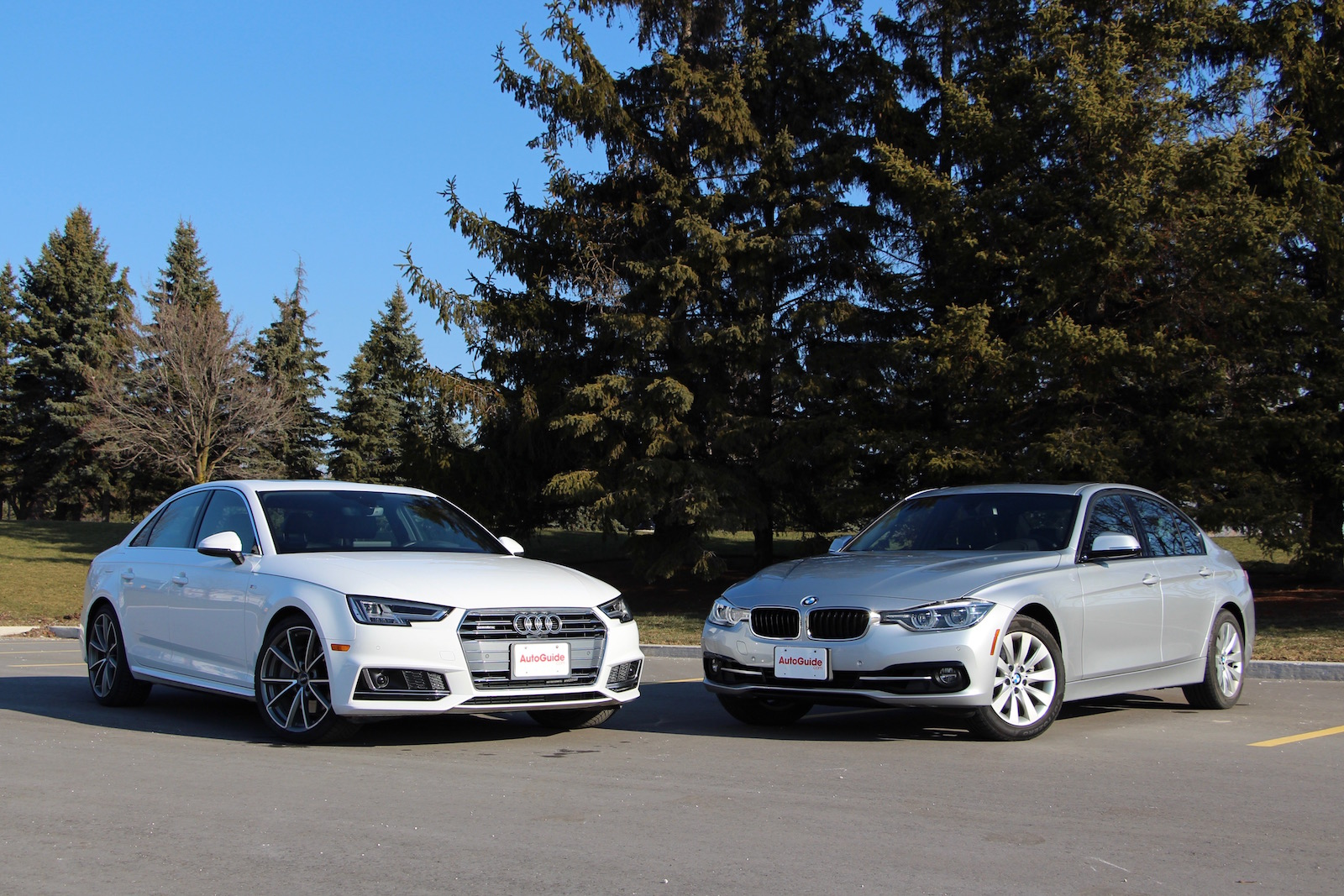 Audi A Vs BMW Series Comparison Review AutoGuidecom - Bmw vs audi
