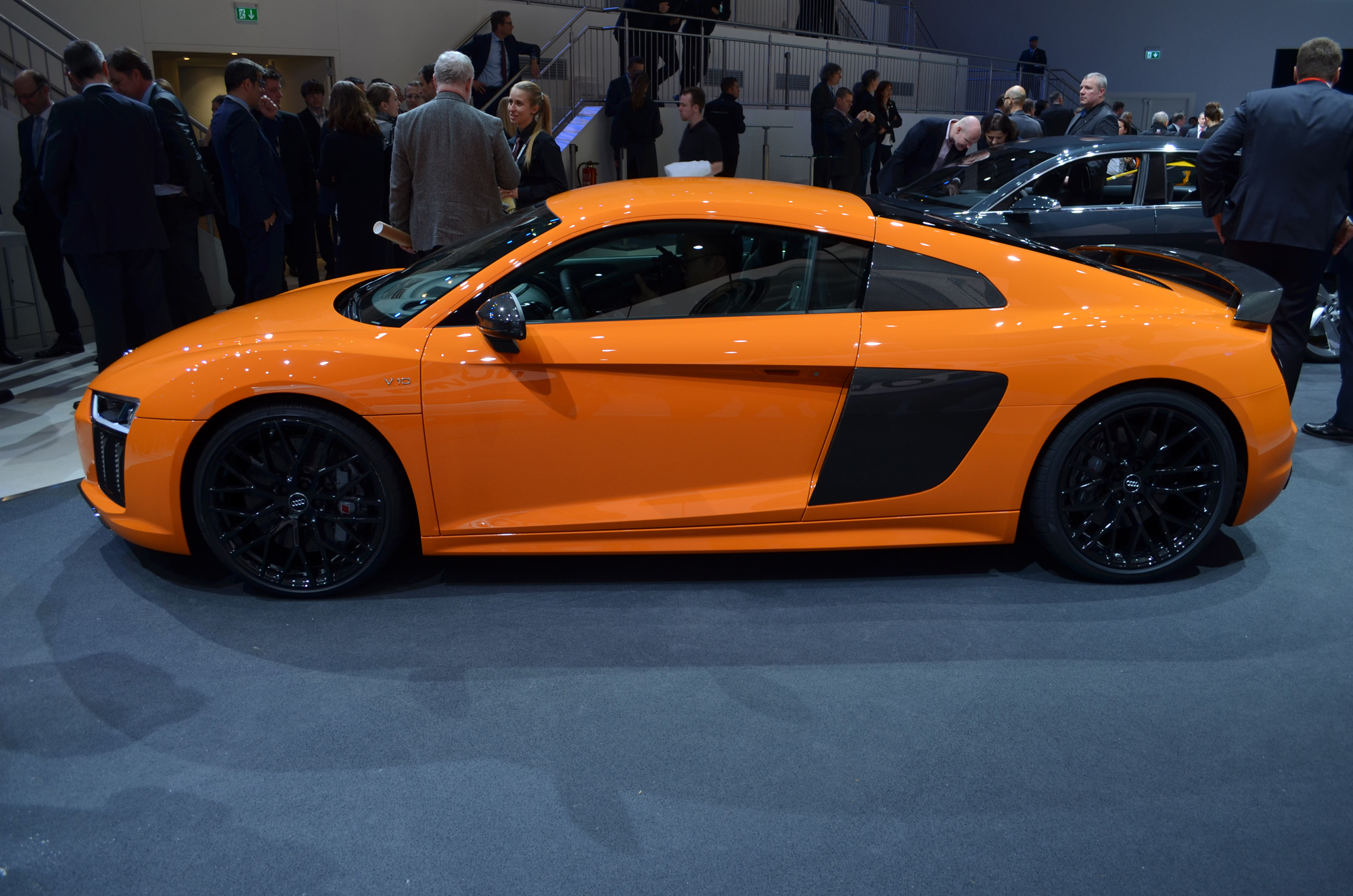 2017 Audi R8 To Arrive With V10 Plus More Autoguide Com News