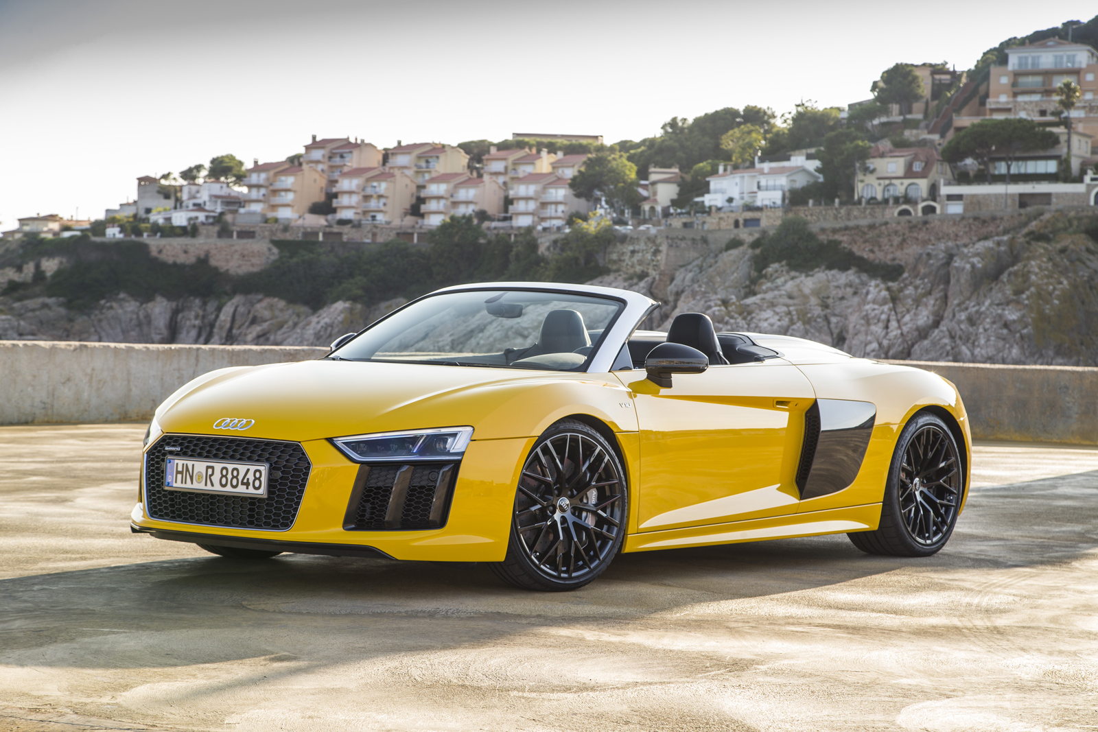 2017 Audi R8 Spyder Review Autoguide Com News