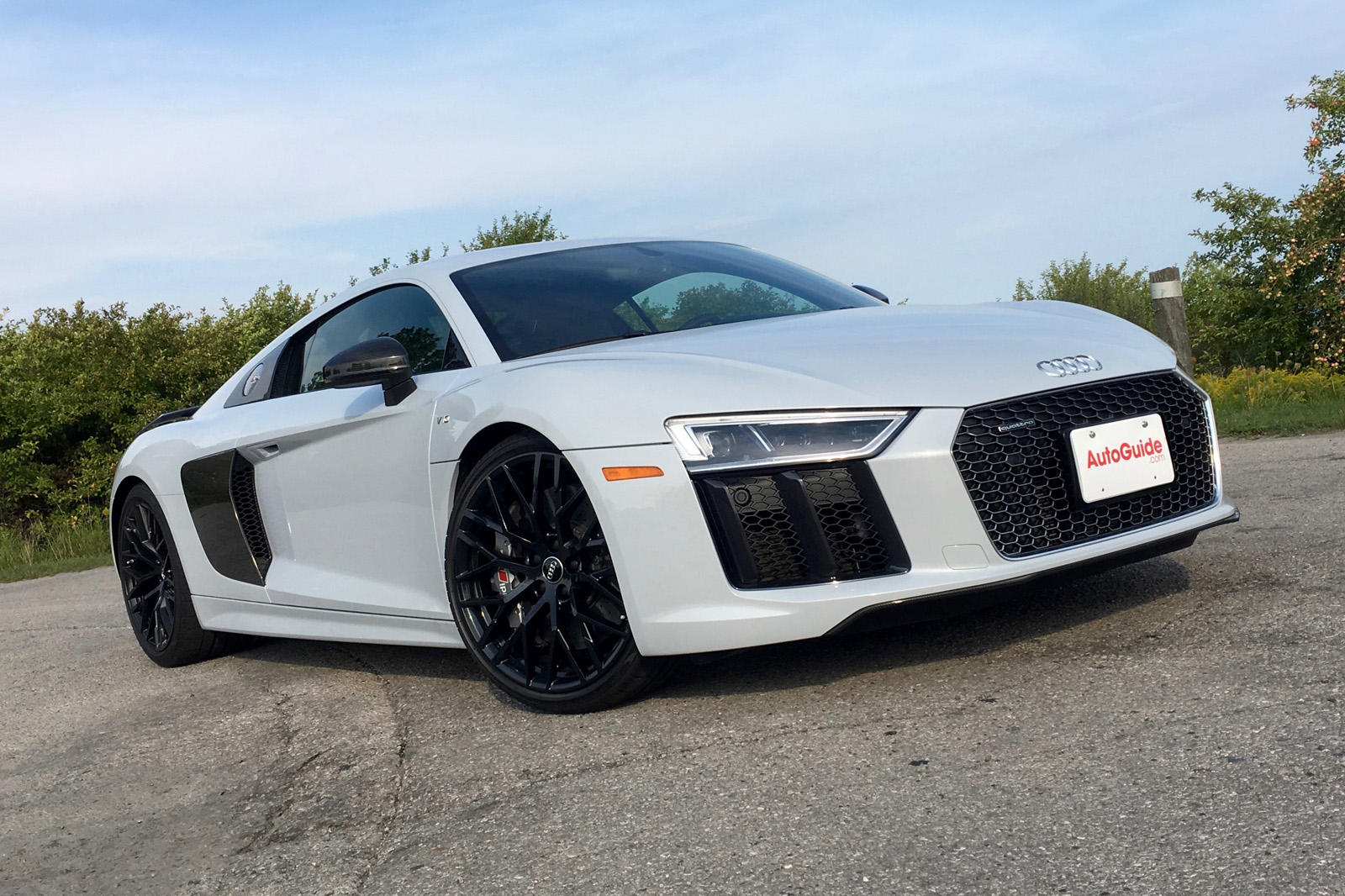 2017 audi r8 v10 plus review - autoguide